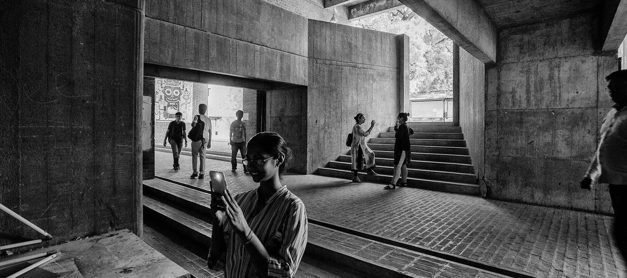 Centro de Planificación y Tecnología Ambiental. Imagen cortesía de VSF / Premio Pritzker de Arquitectura