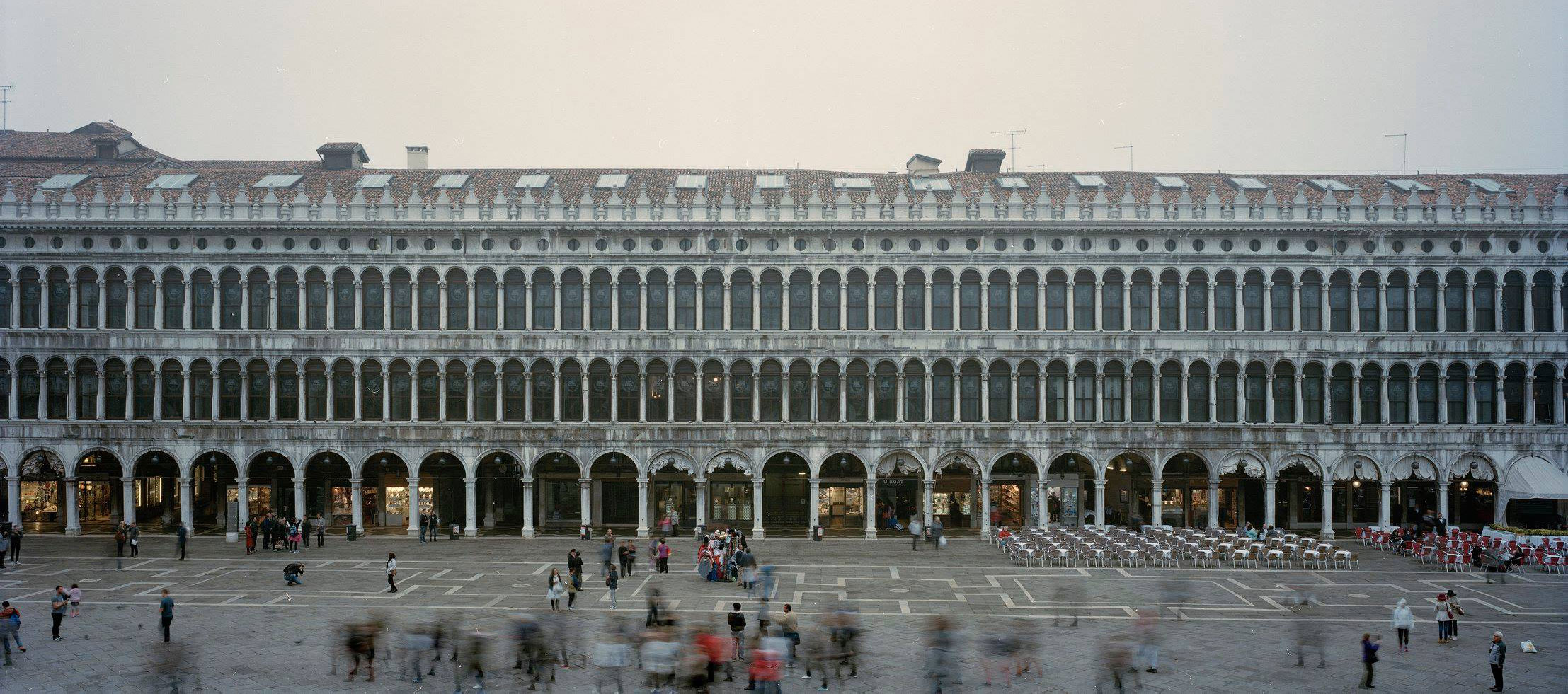 Grand restoration project to reconnect and revitalise Piazza San Marco. Image courtesy of Generali Group
