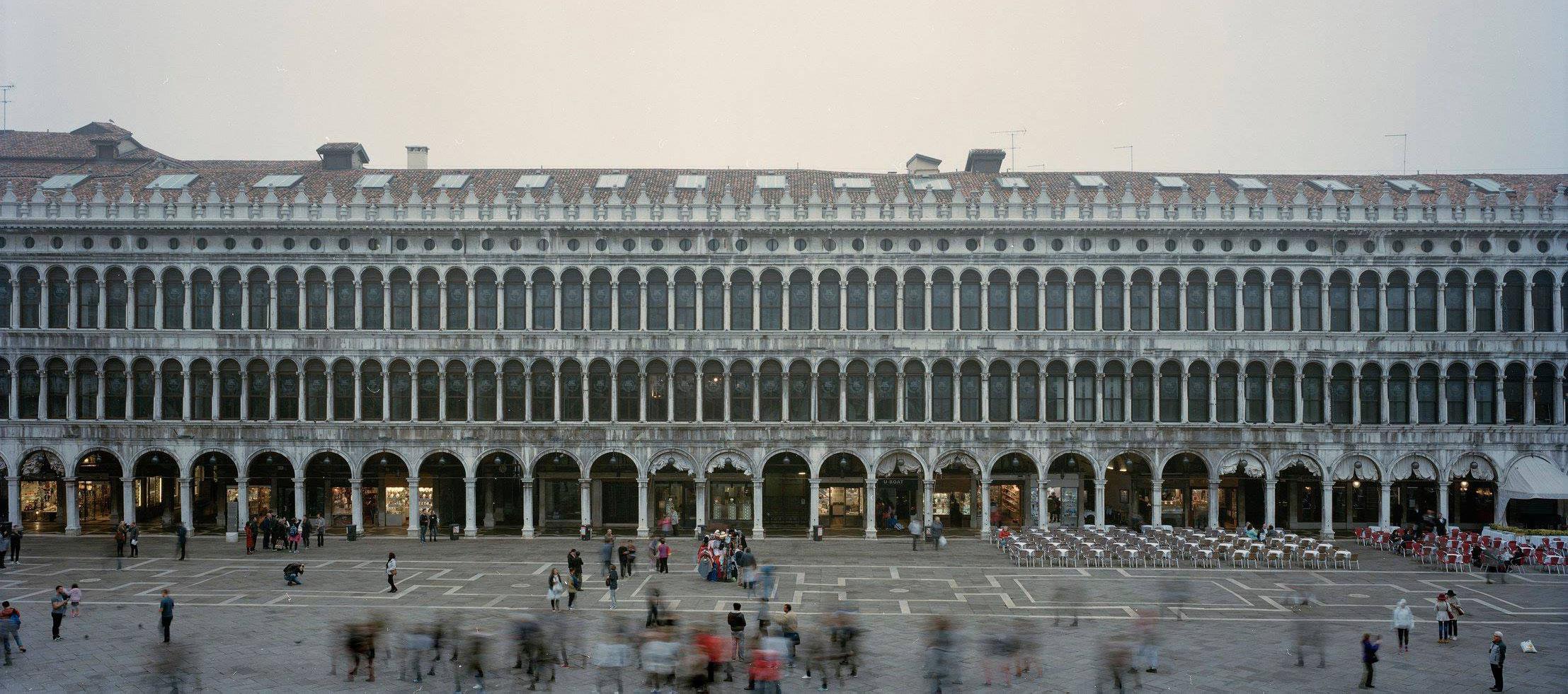 Gran proyecto de restauración para reconectar y revitalizar Piazza San Marco por David Chipperfield. Imagen cortesía de Generali Group - Human Safety Net