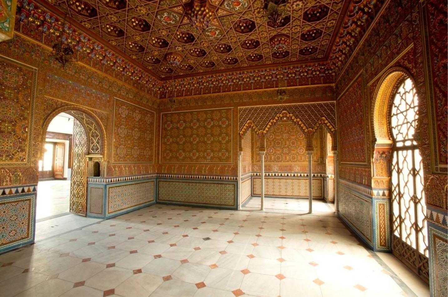 Imágenes del interior. Cortesía del concurso plateado por el Museo del Prado.