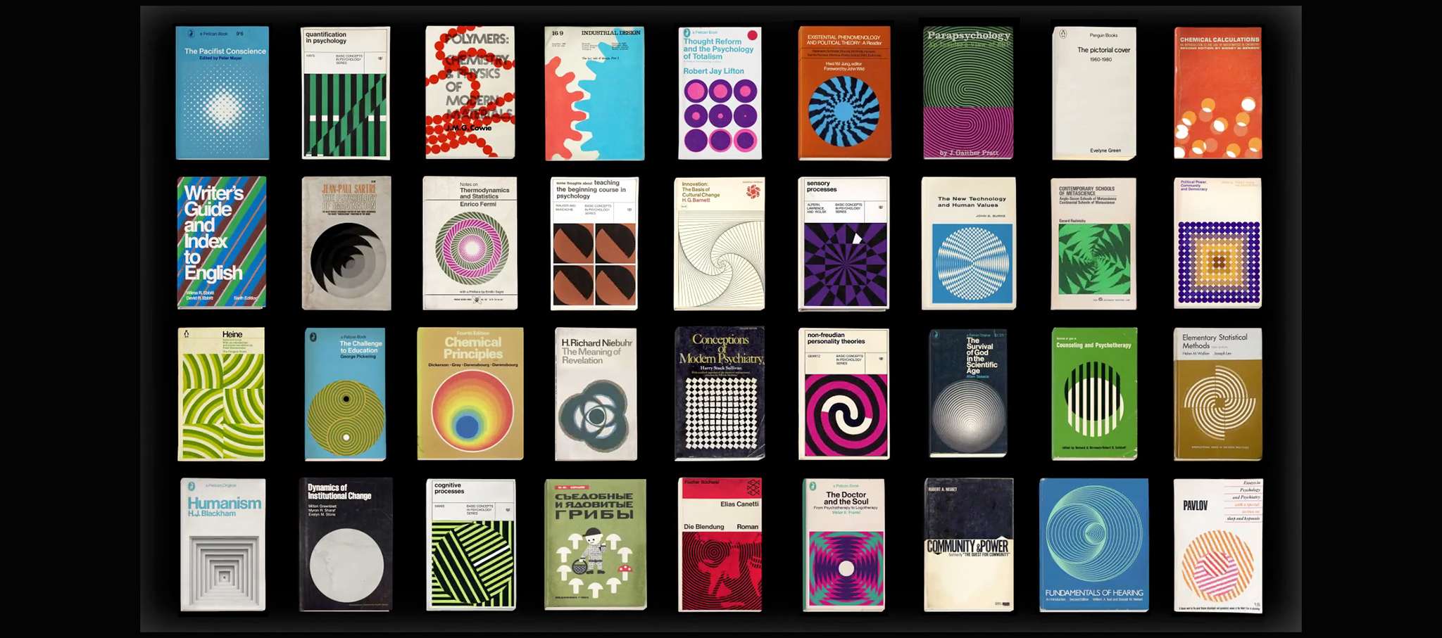 More Covers por Henning M. Lederer