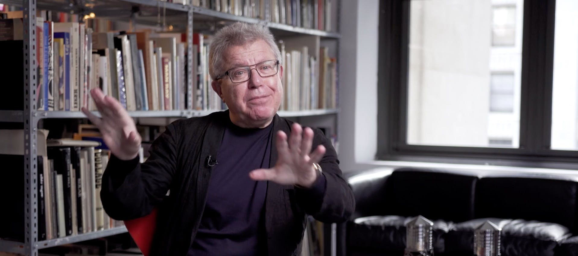Daniel Libeskind © PLANE—SITE