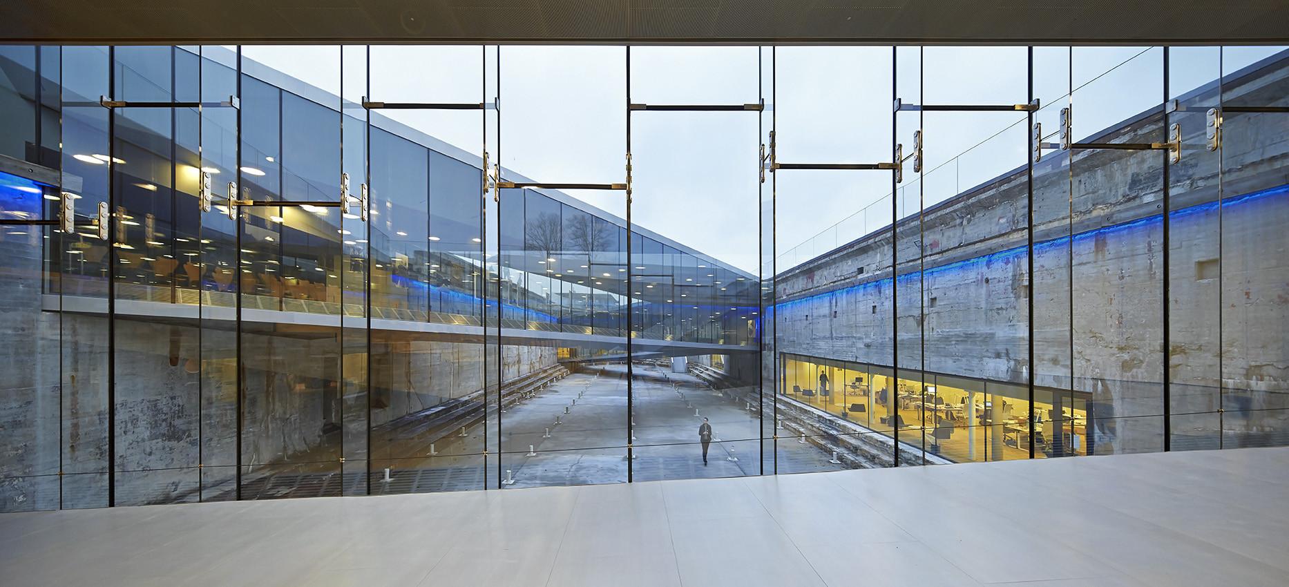 Museo Marítimo Danés por BIG. Fotografía © Hufton + Crow