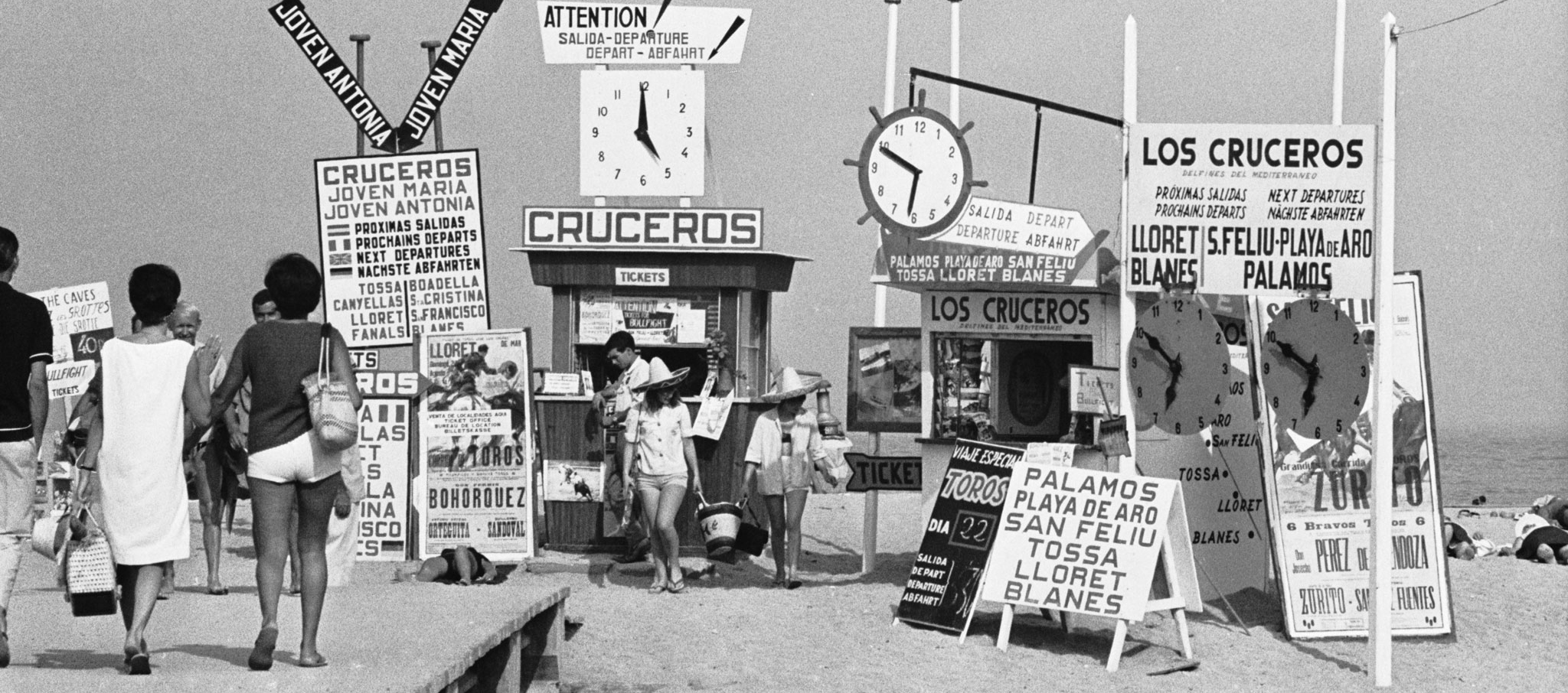 Costa Brava Show by Xavier Miserachs. Image courtesy of La Fabrica