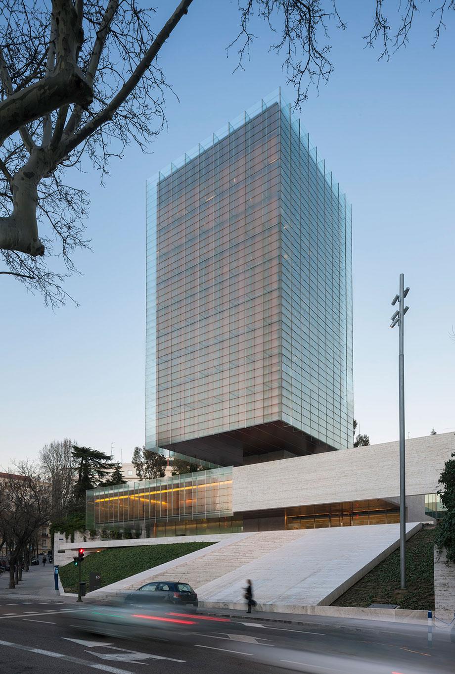 Recorridos por la arquitectura espa ola del siglo xx for Arquitectura 20 madrid