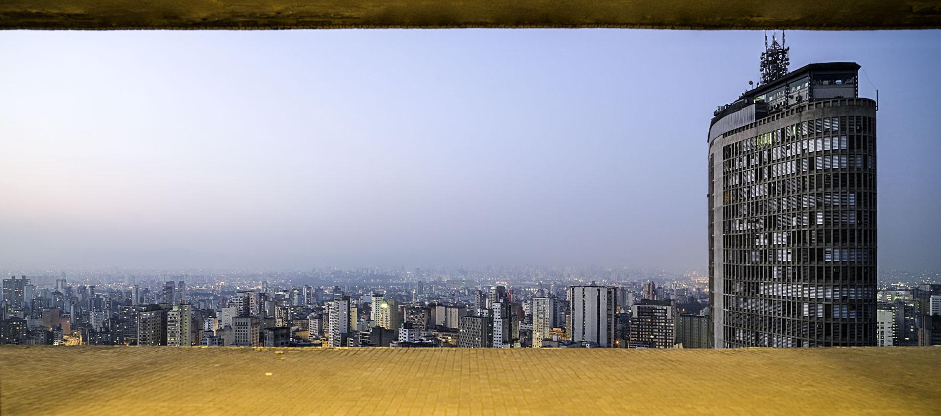 Fervor da Metrópole. Fotografía © José Manuel Ballester