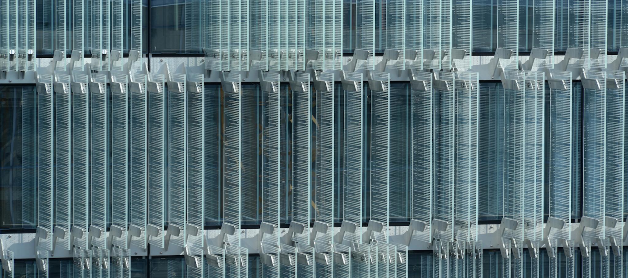 La nueva sede central de SPG en Ginebra por Giovanni Vaccarini. Fotografía © Adrien Buchet