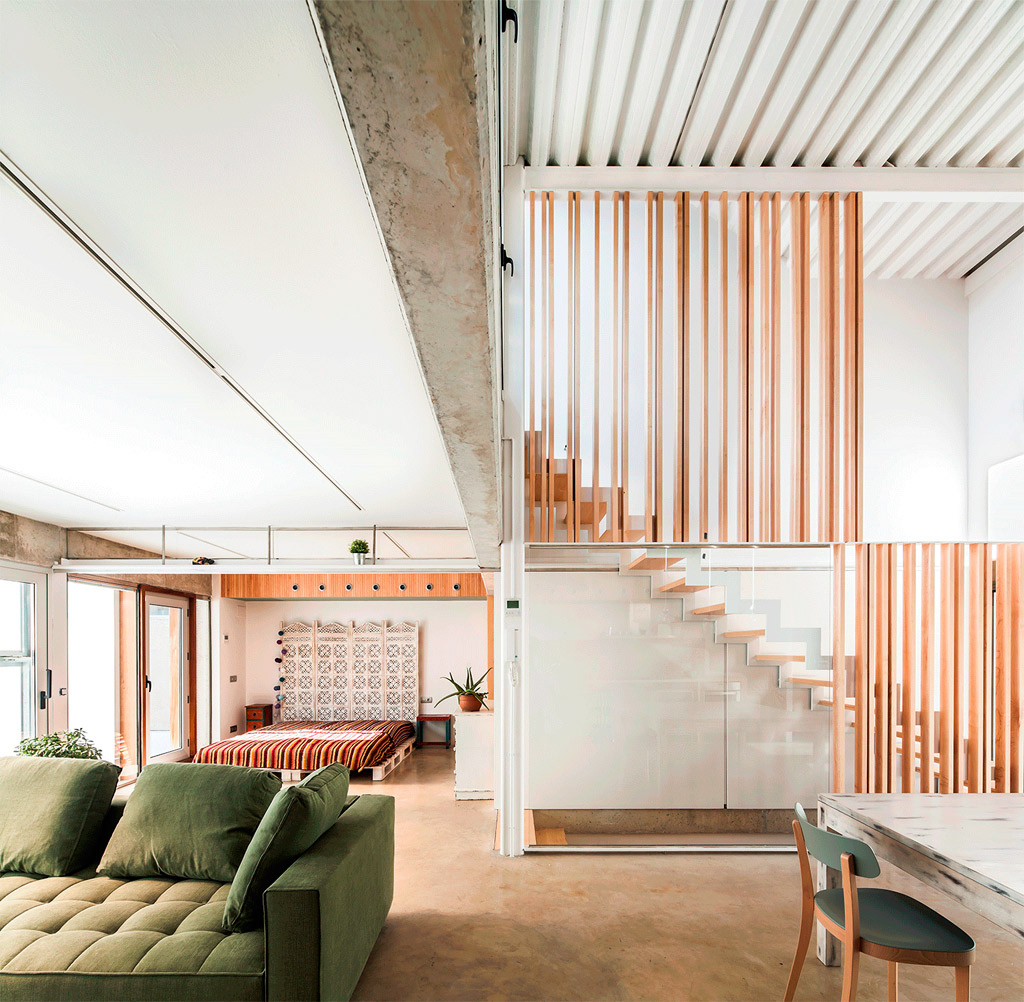 Migdia House by SAU Taller d'Arquitectura. Photography © Andrés Flajszer