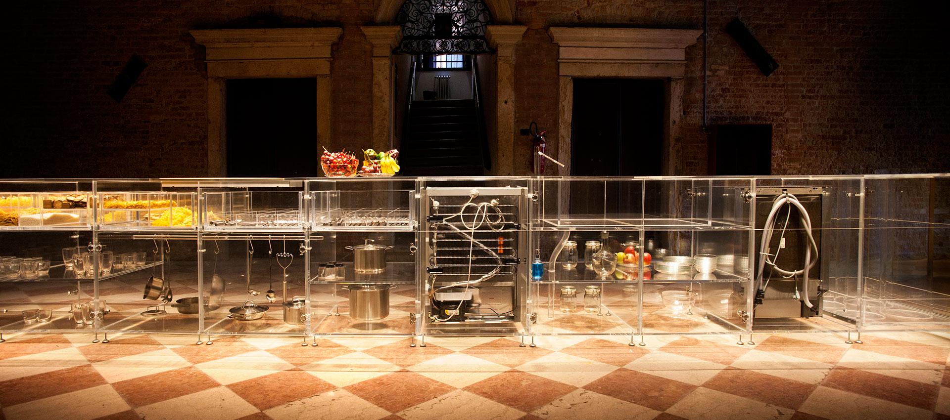 Infinity Kitchen por MVRDV. Imagen cortesía de MVRDV
