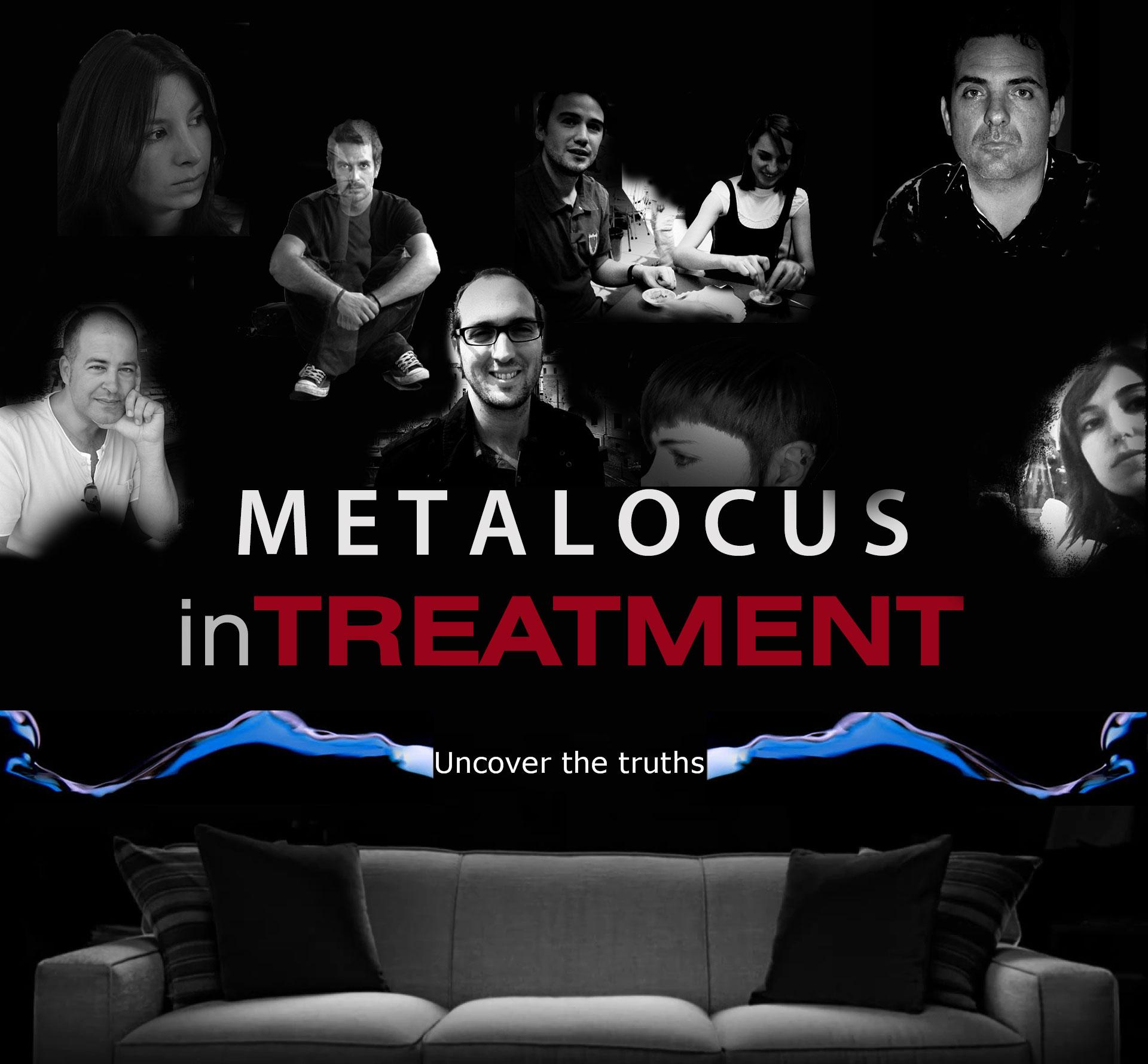 In treatment, poster METALOCUS