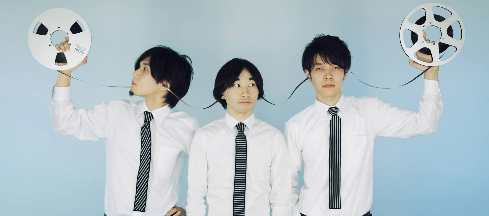 Open Reel Ensemble para Issey Miyake
