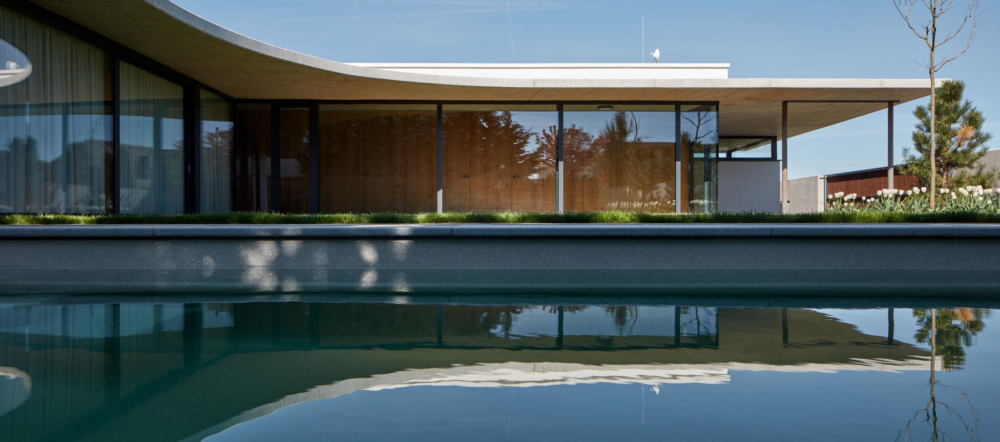 Family House Jarovce by Compass Architekti. Photograph by ®BoysPlayNice