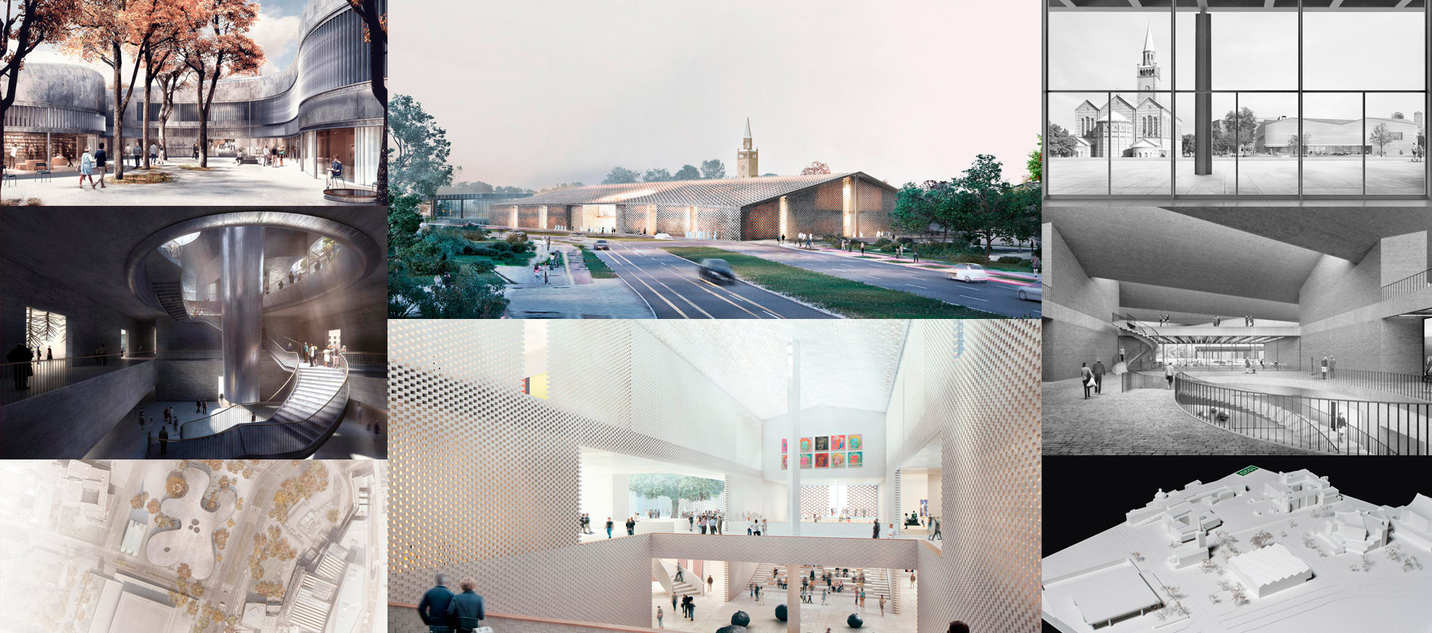 Herzog U0026 De Meuron Win First Place In New Neue Galerie Building Competition