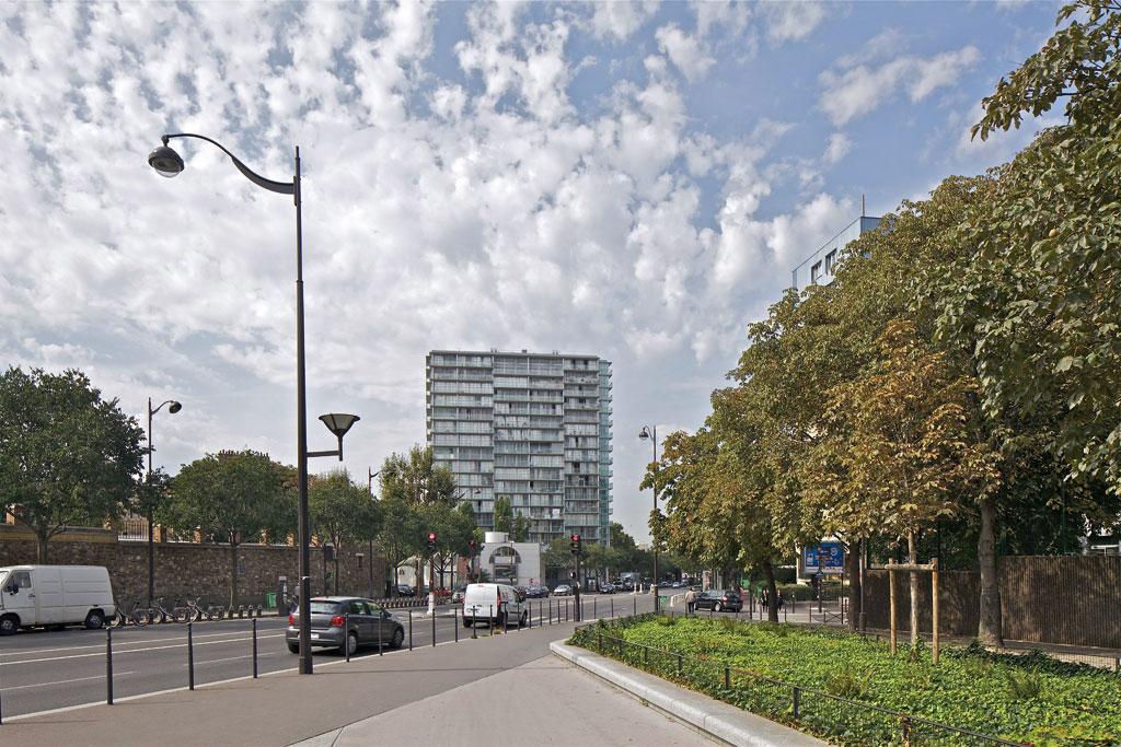 Transformación de un bloque de viviendas - París 17°, Torre Bois le Prêtre - Druot, Lacaton & Vassal/fotografía: Philippe Ruault