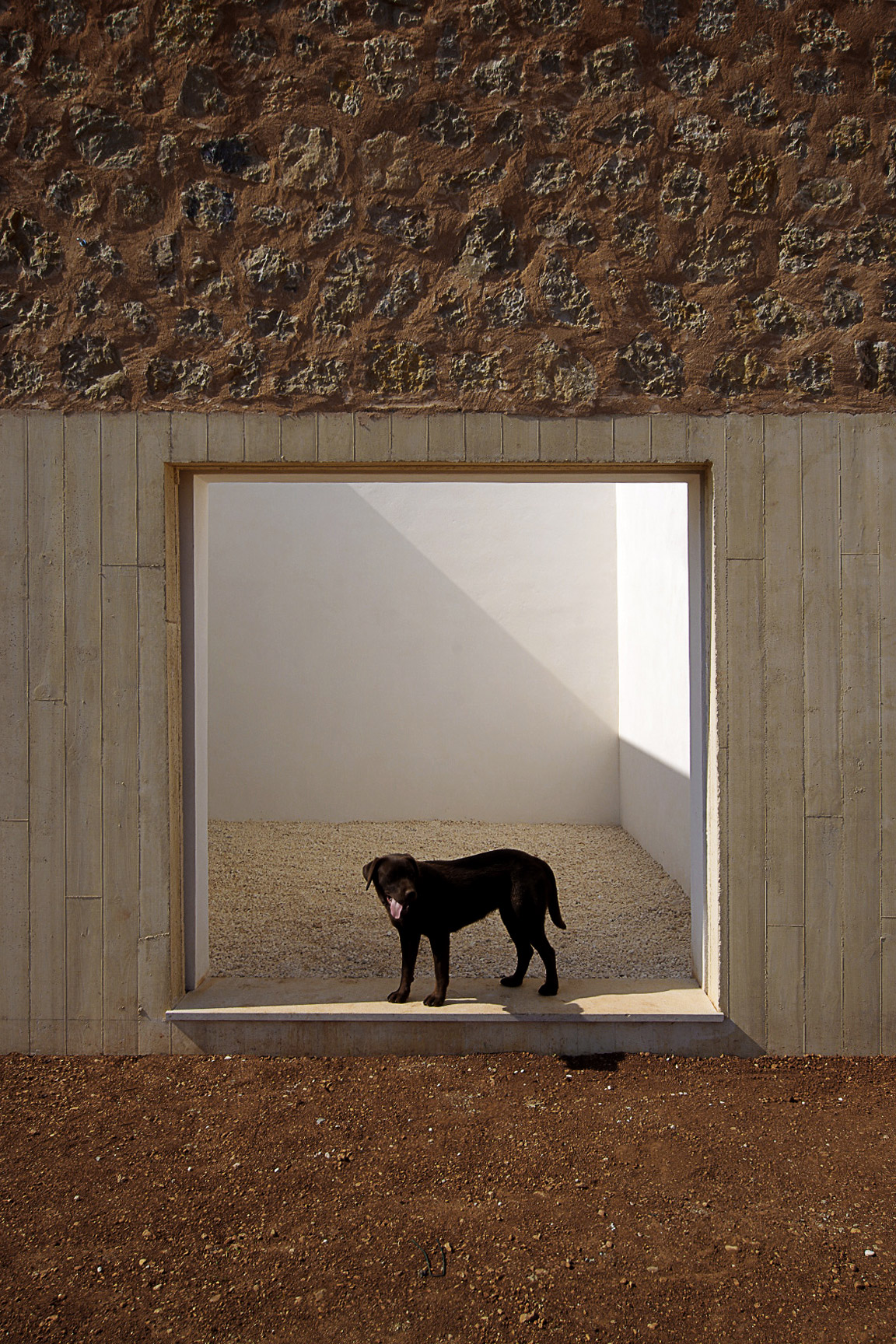 Casa de Llúis y Eulàlia por TEd'A arquitectes. Fotografía © TEd'A arquitectes