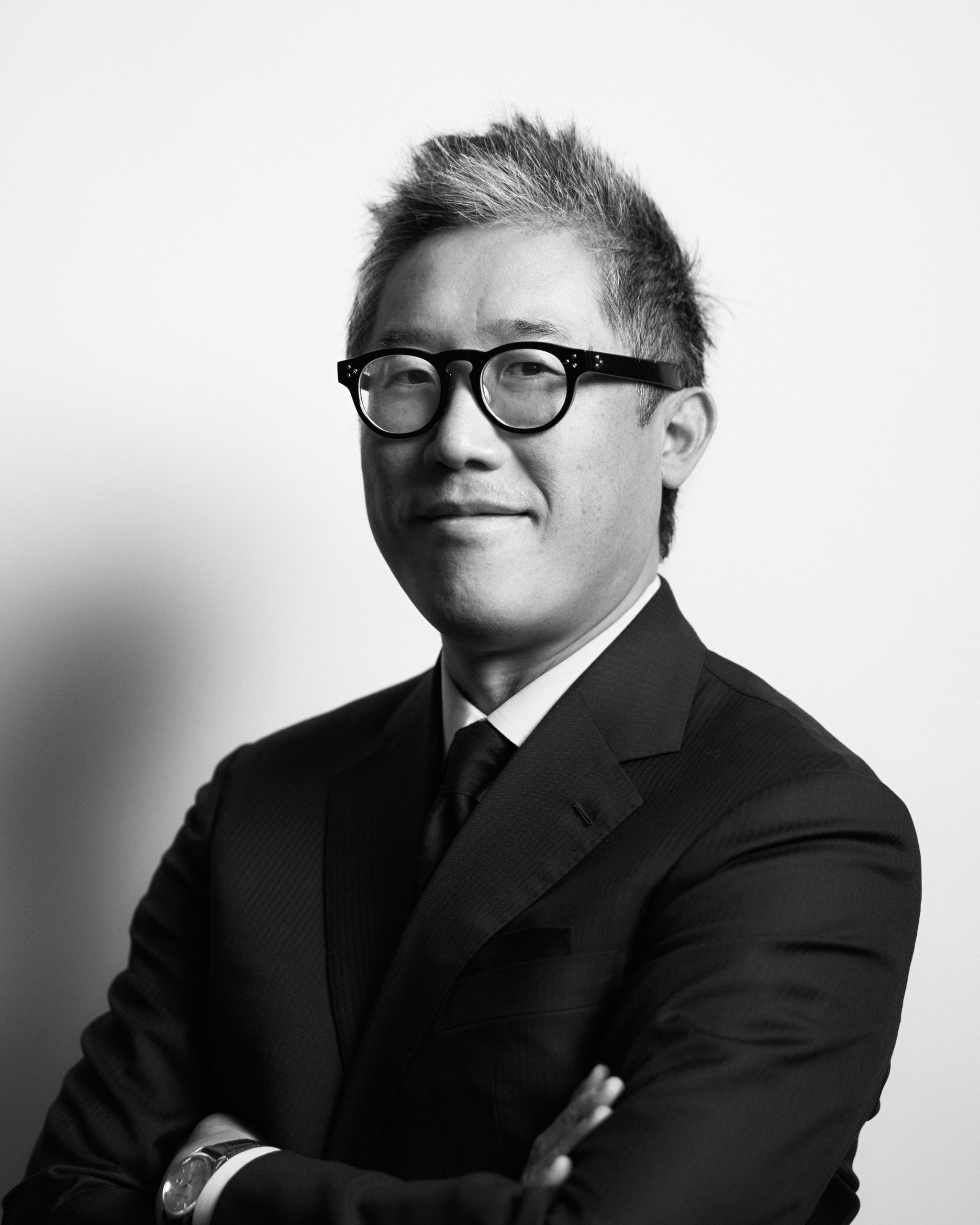 Mark Lee. Image by  Eric Staudenmaier, courtesy of Harvard Graduate School of Design