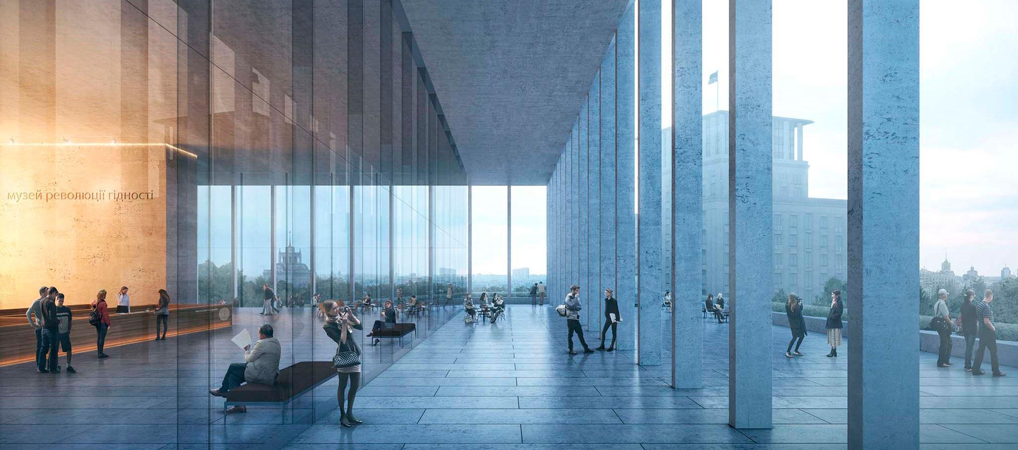 1er premio Museo. Kleihues + Kleihues Gesellschaft von Architekten mbH