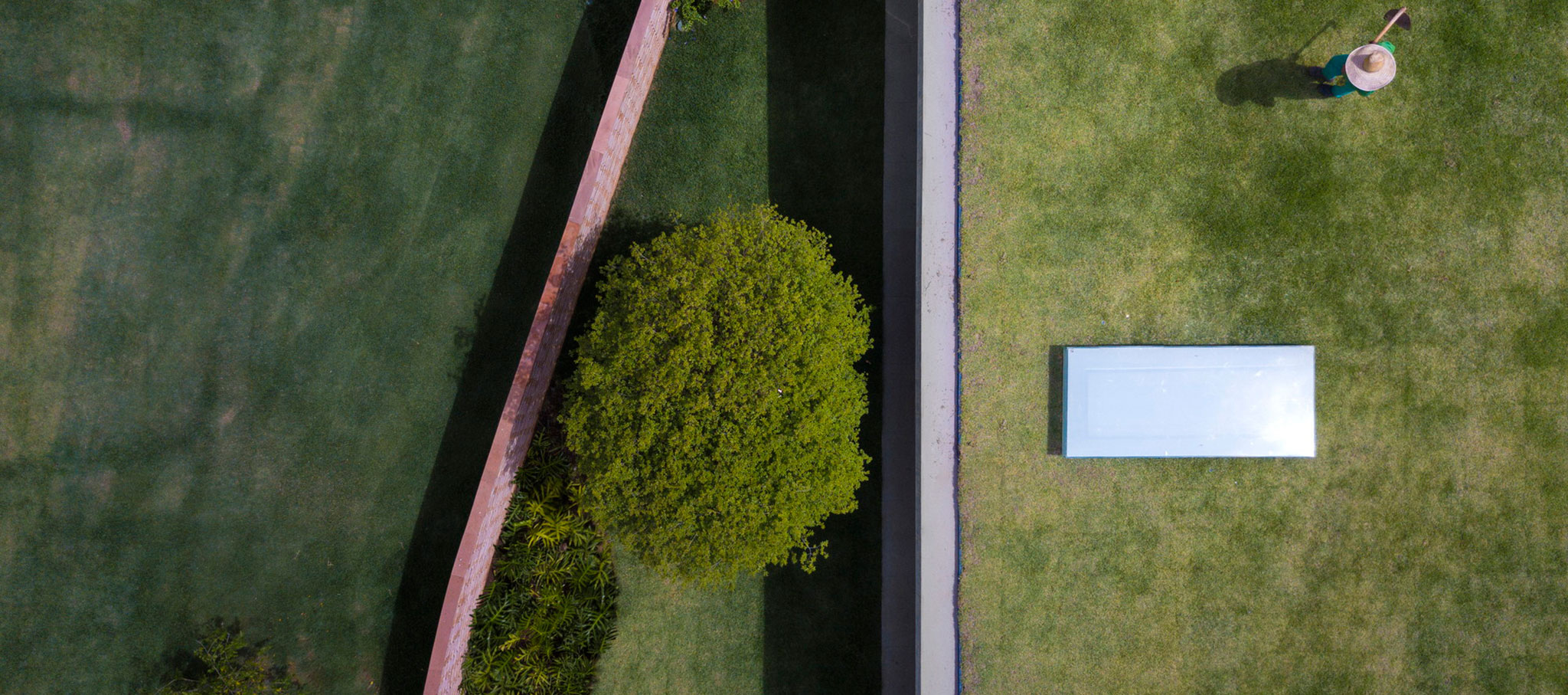 Planar House by Studio MK27 and Lair Reis, Photograph by Fernando Guerra. FG+SG