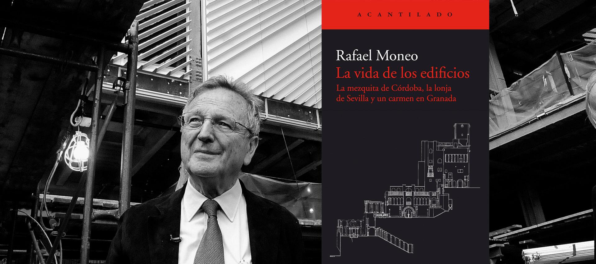 Rafael Moneo y la portada del libro