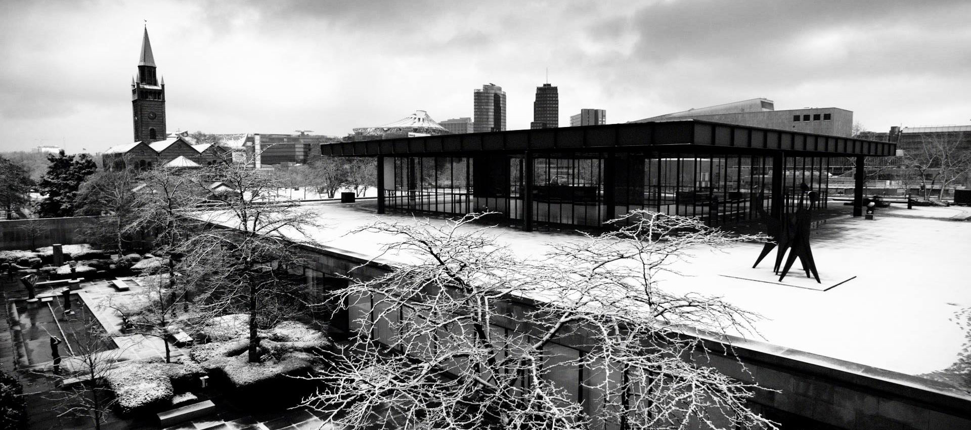 The Neue Nationalgalerie, a film by Ina Weisse