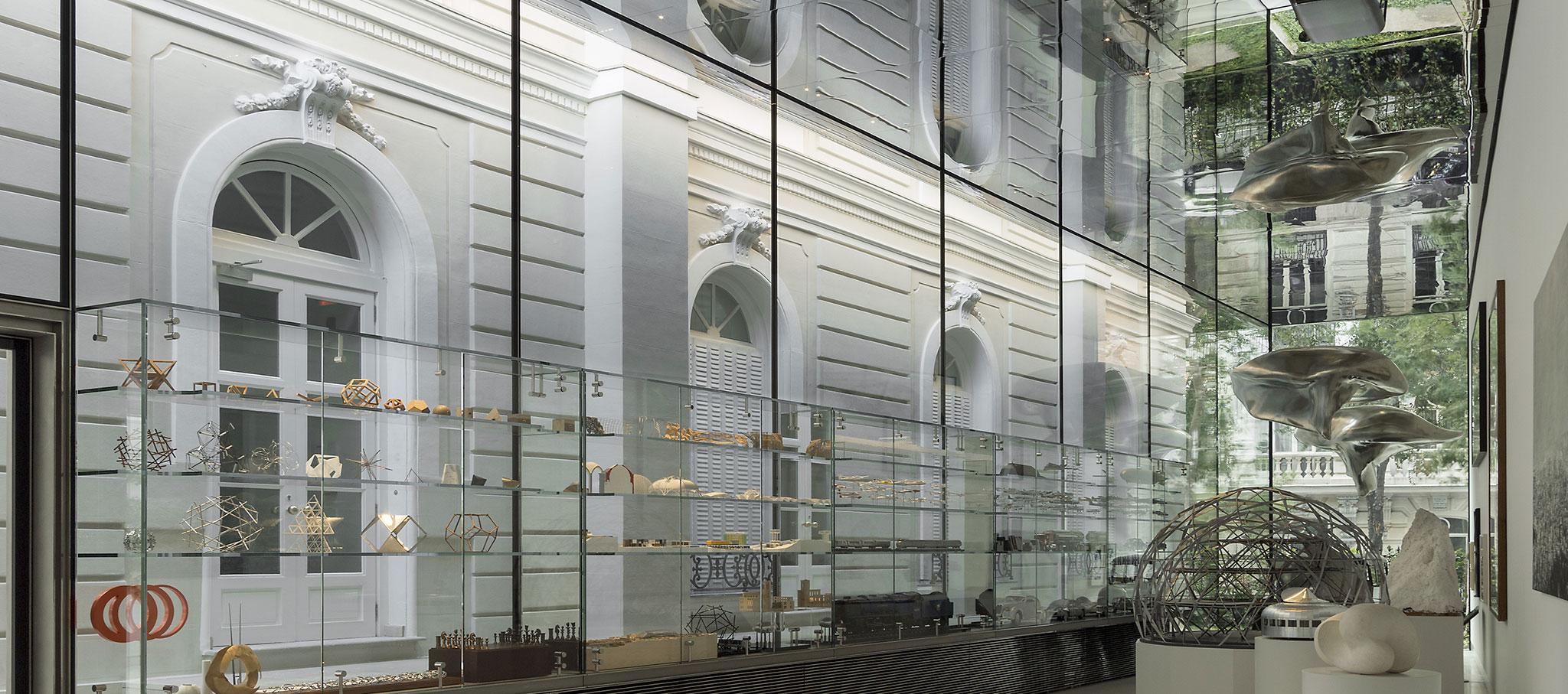 The Pavillion. Norman Foster Foundation. Photograph © Luis Asín