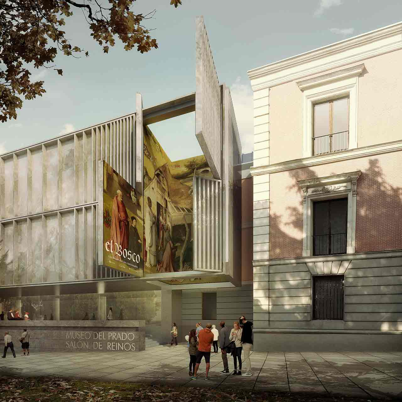 museum proposal As designed by le corbusier, the capitol complex is currently not completed a fourth building, the museum of knowledge was planned to accompany the existing secretariat, assembly hall and high court.