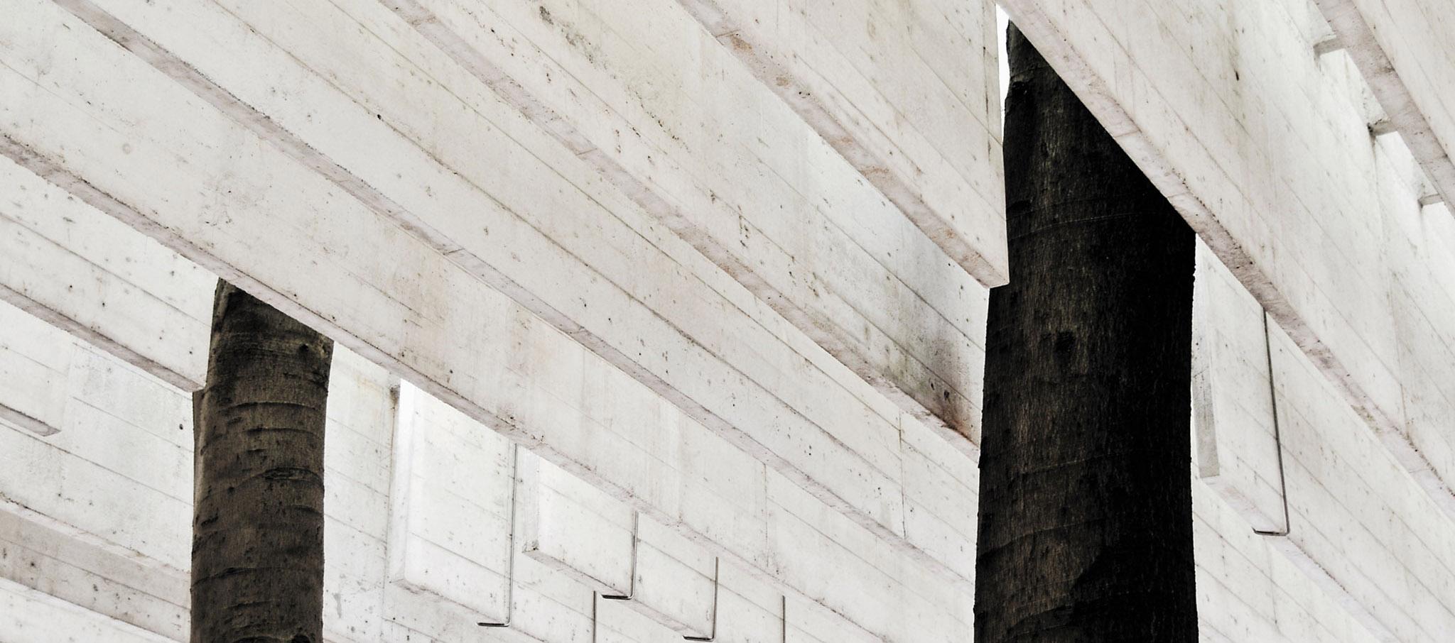 Detail. Nordic Pavilion, Venice. Photograph by Maurizio Mucciola