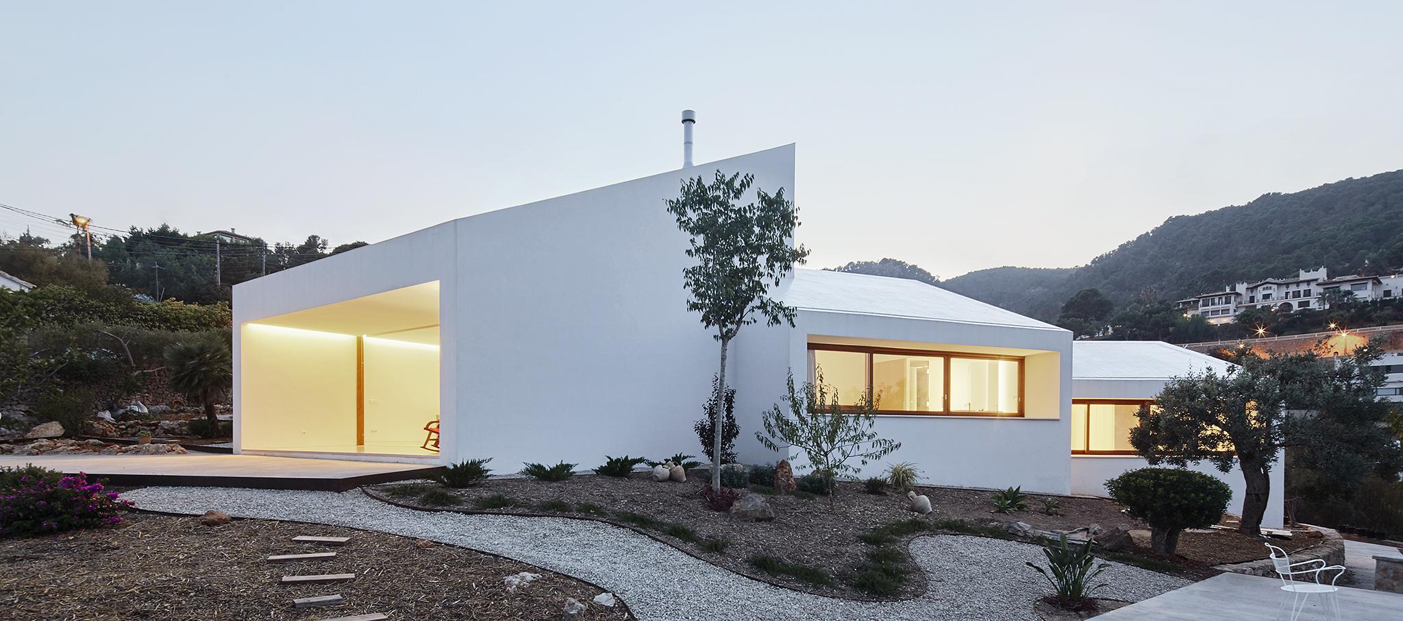 Casa MM por OHLAB. Fotografía © José Hevia.