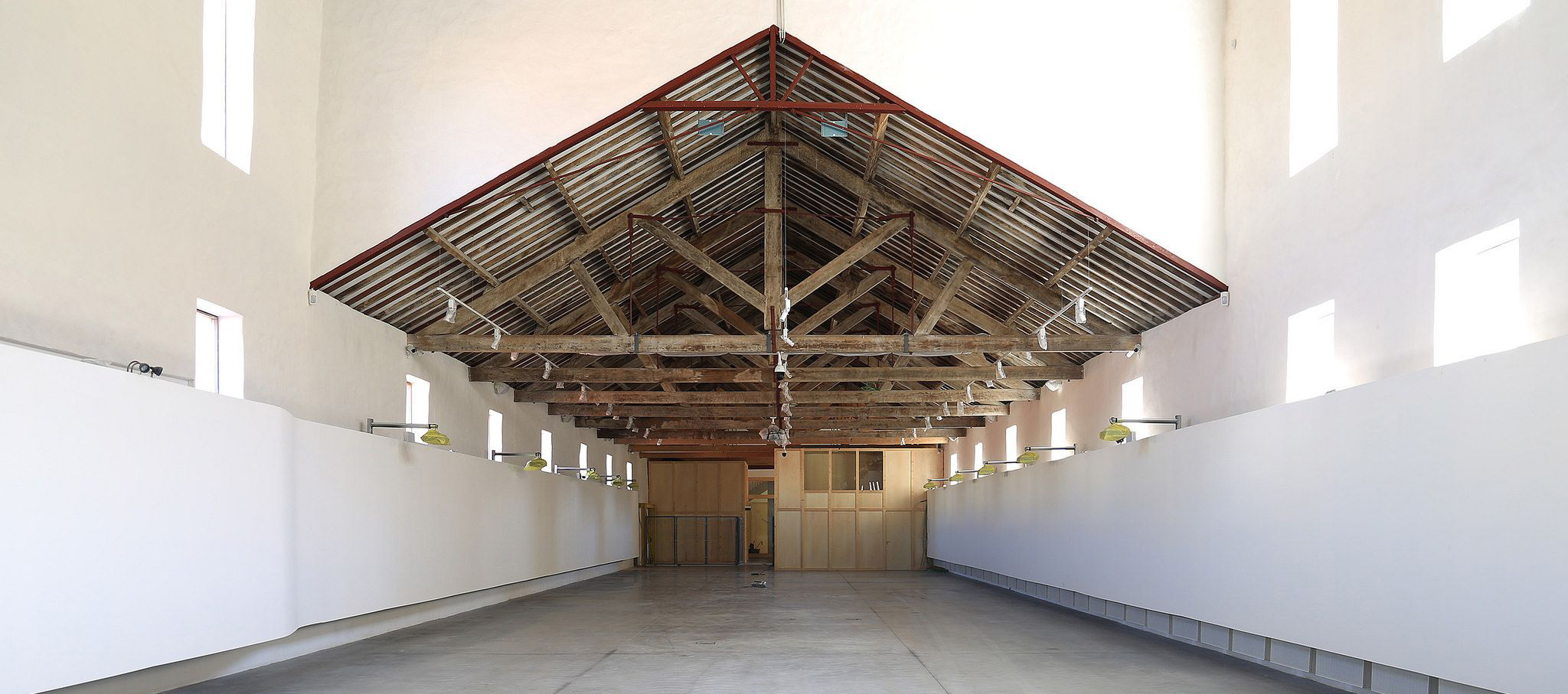 New Real Vinícola facilities by Guilherme Machado Vaz. Image courtesy of © Casa da Arquitectura