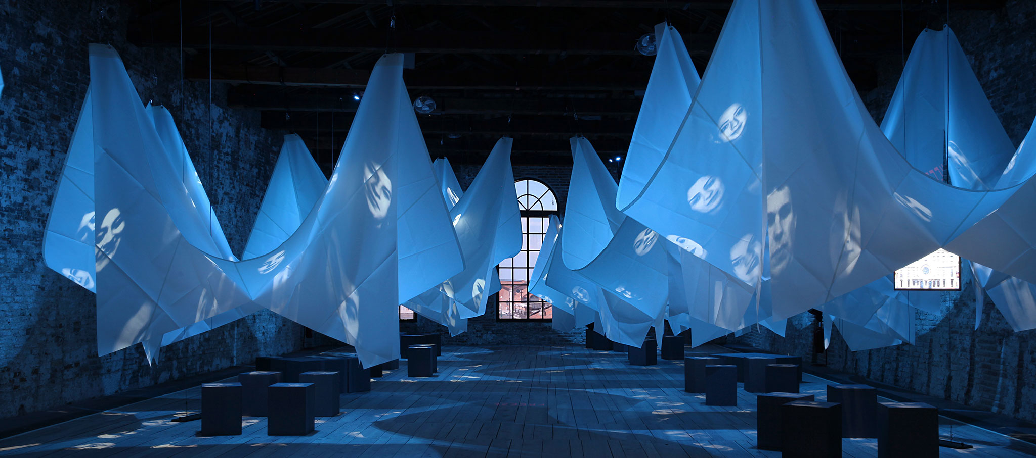 Vardiya / the Shift. Pavilion of Turkey at the Biennale Architettura di Venezia 2018. Image courtesy of İKSV