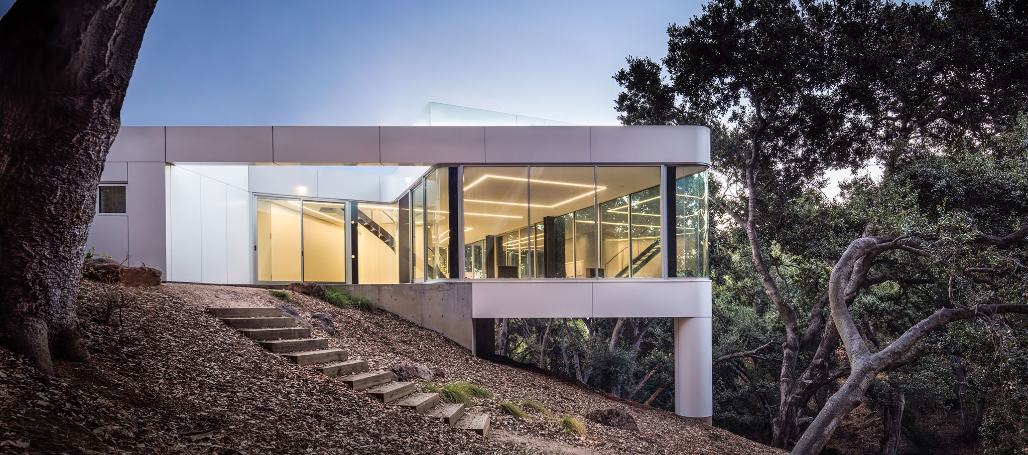 Pam s house in cupertino by craig steely architecture the strength of architecture from 1998