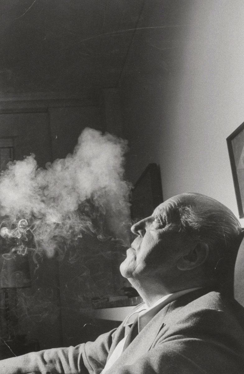 Mies van der Rohe 1957. Imagen cortesía de Phaidon