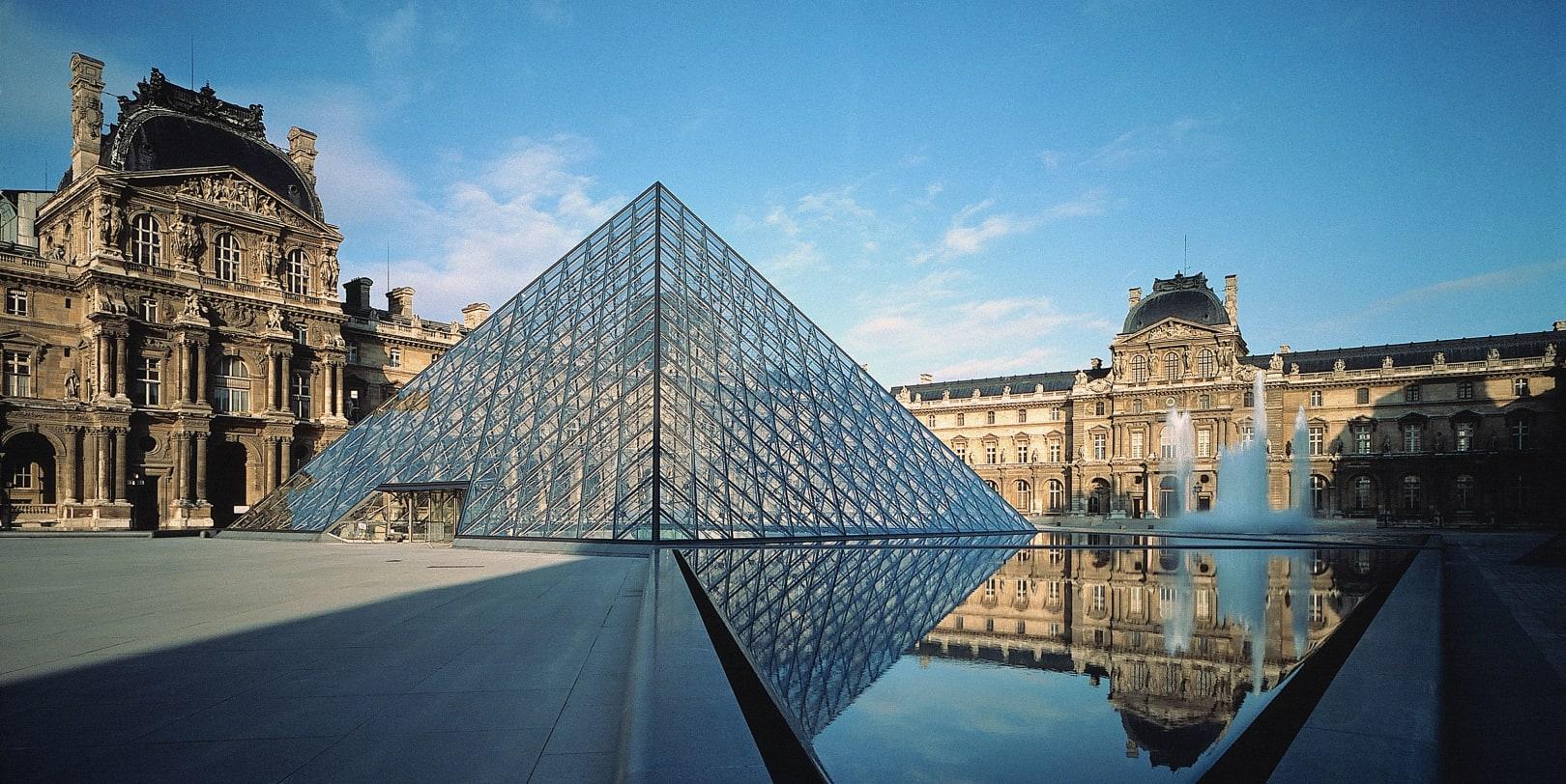 Grand Louvre - Phase I, 2017 Twenty-five Year Award. Photography © Koji Horiuchi