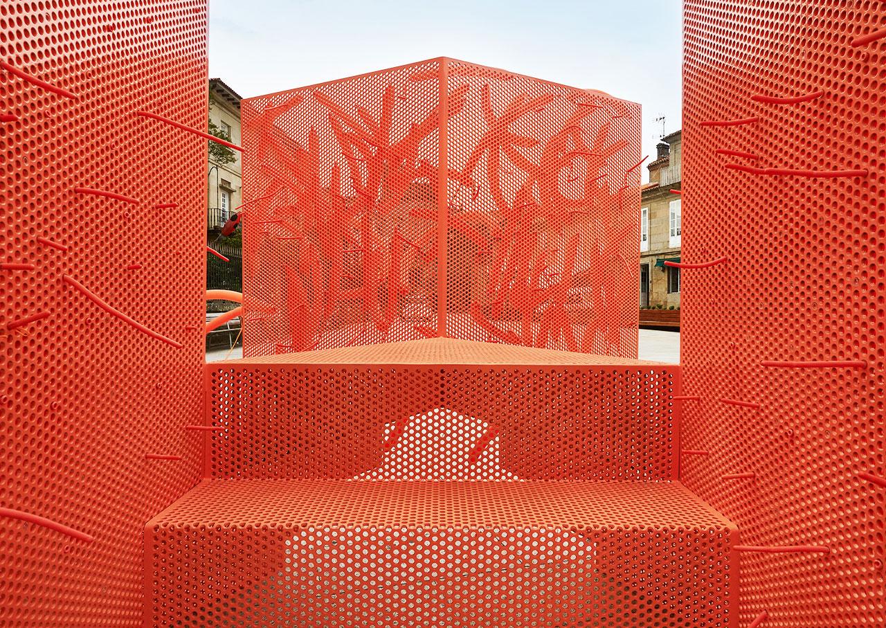 Primera edición de Experimenta Pontevedra, el nuevo Festival de Diseño Urbano. Fotografía por Roberto Treviño