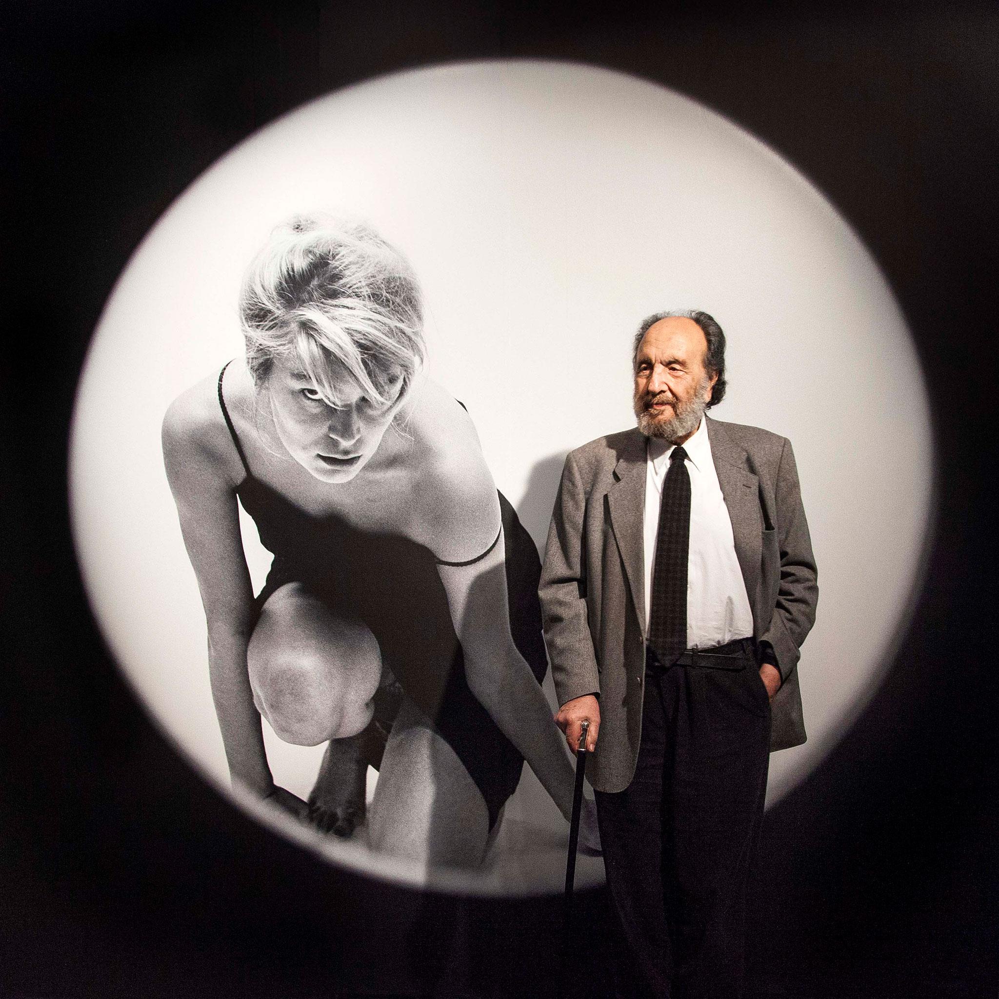 Exposición 'Leopoldo Pomés. Flashback'. Cortesía de Fundació Catalunya La Pedrera