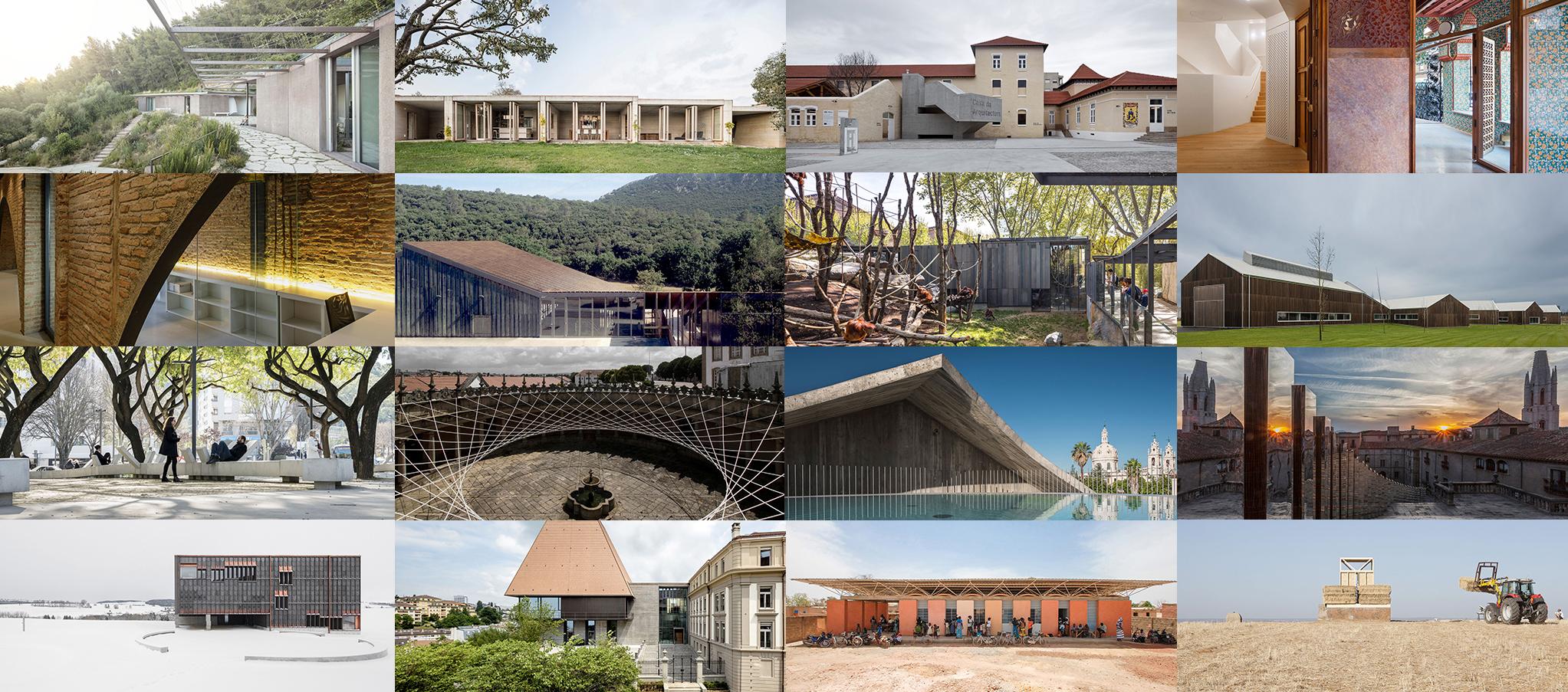 Presentados los finalistas de la 60ª edición de los Premios FAD de Arquitectura