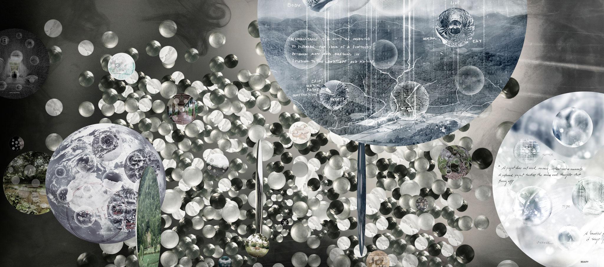 RCR. The dream_Catalonia_in_VEnice_The_space_2018. Imagen © RCR Arquitectes