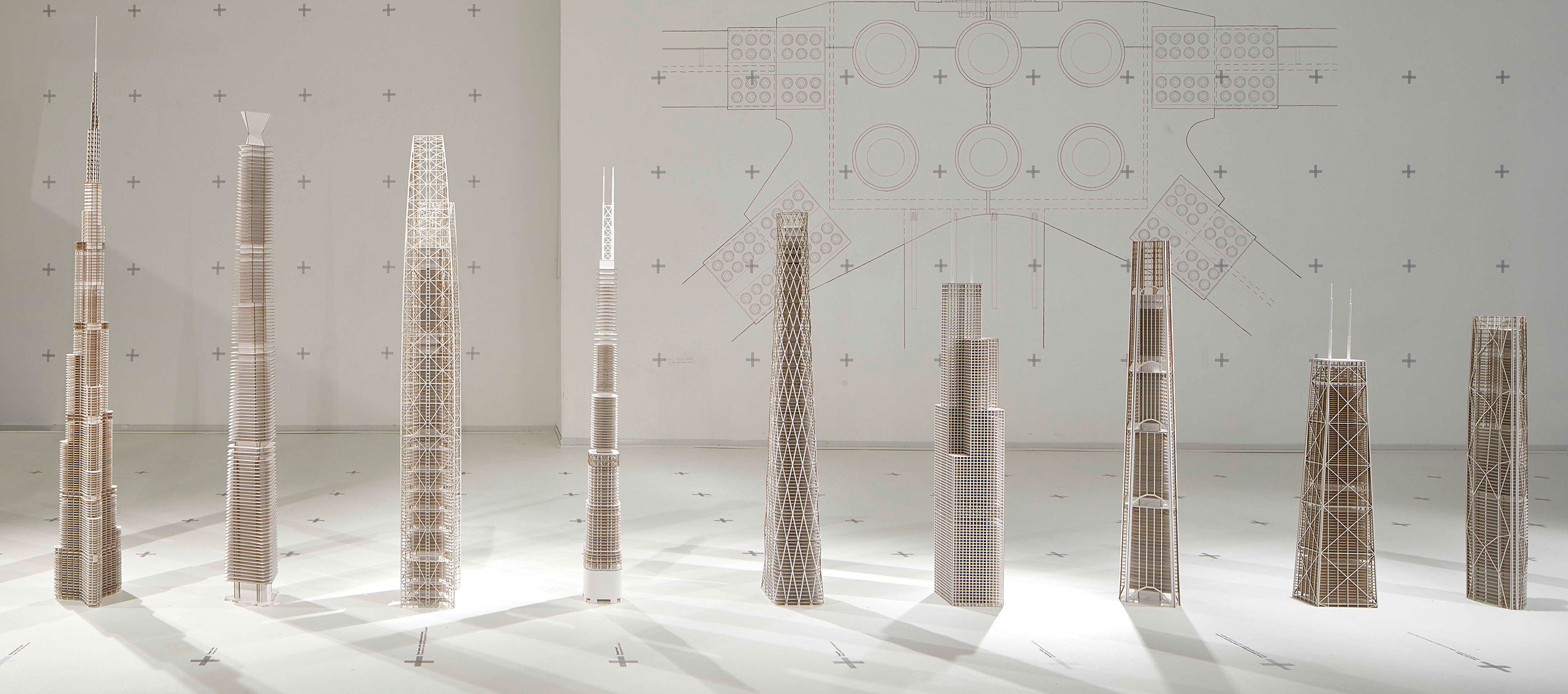 SOM: Engineering x [Art + Architecture]. Imagen cortesía de SOM