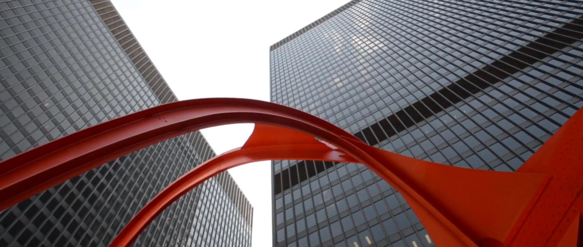 Captura de pantalla del vídeo Bienal de Arquitectura de Chicago por Spirit of Space