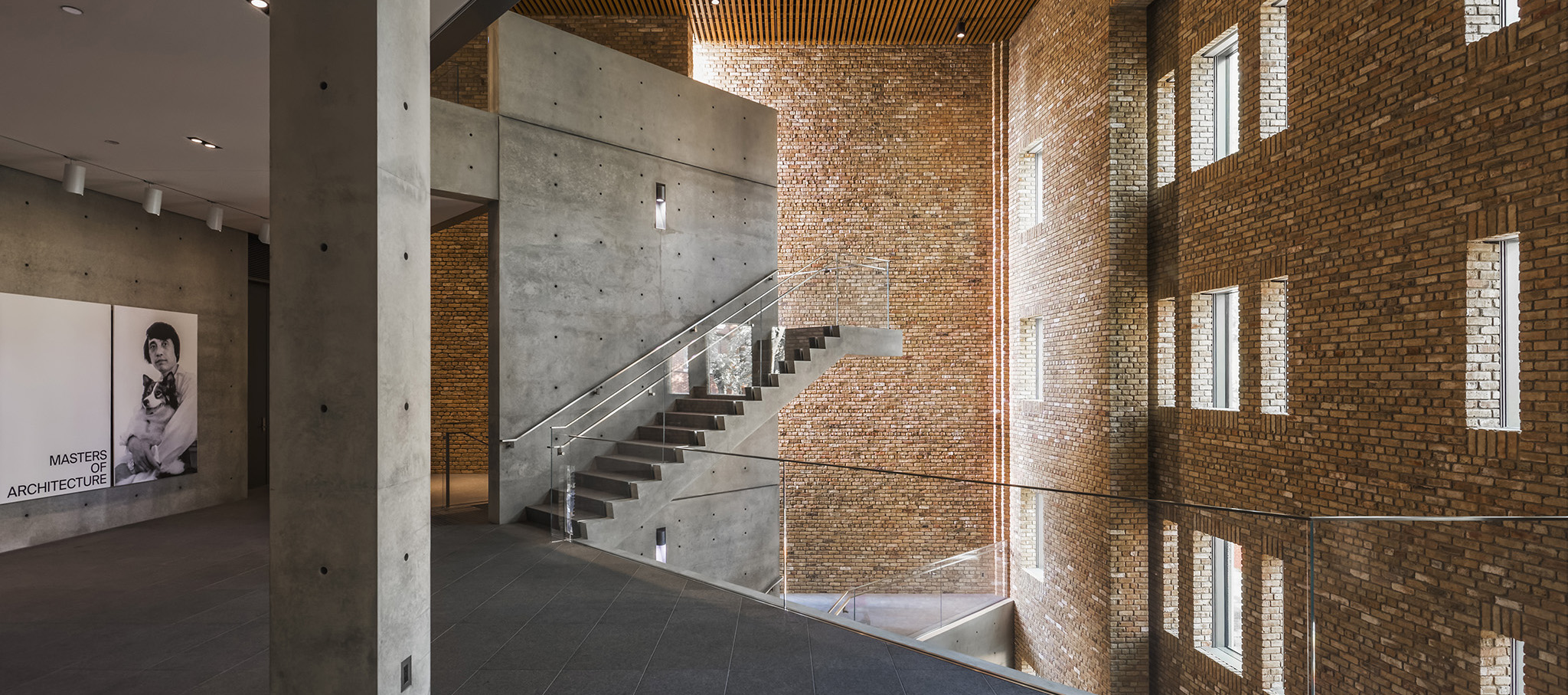 Wrightwood 659, Chicago, IL. Un nuevo espacio expositivo diseñado por Tadao Ando. © Jeff Goldberg/Esto