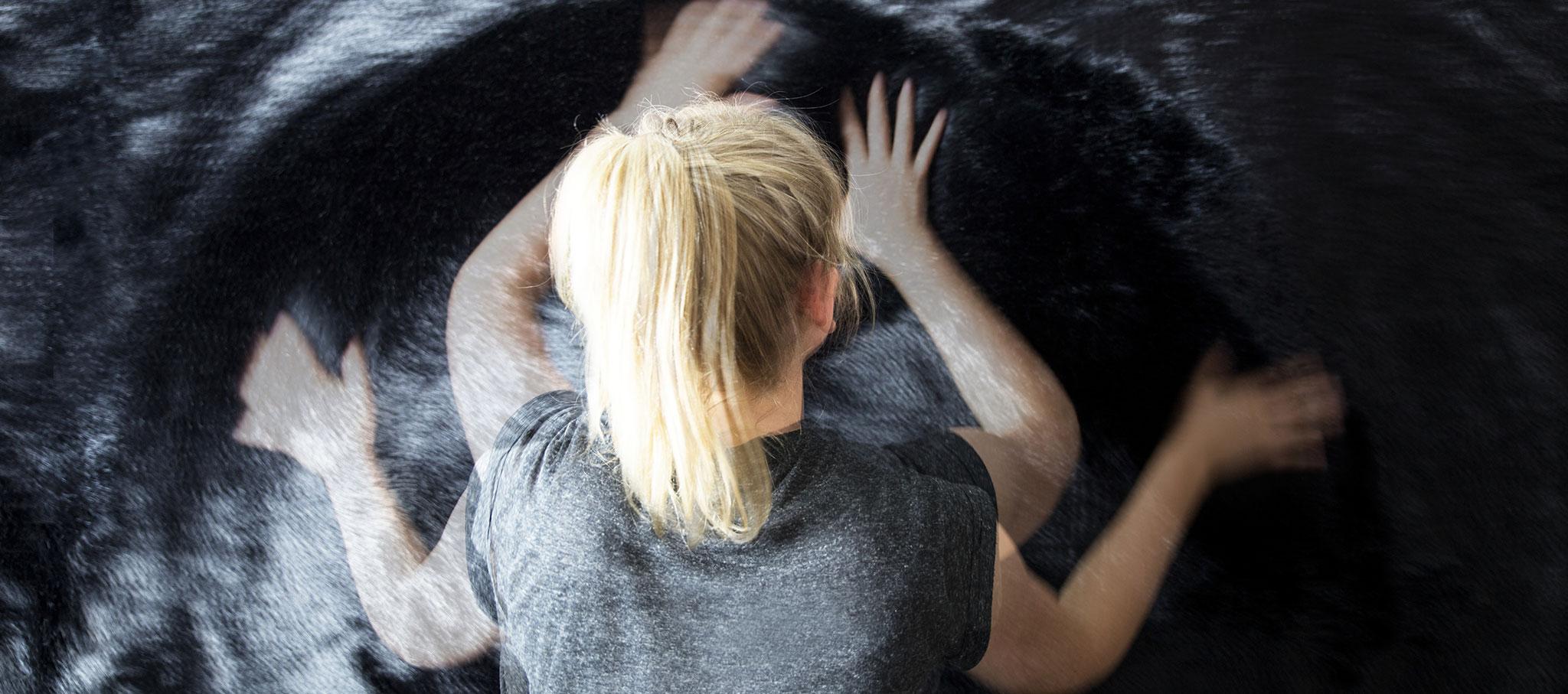 Roos Meerman tactile Orchestra © XandravanderEijk. 'Los sentidos: Diseño más allá de la Visión' en Cooper Hewitt. Cortesía de Cooper Hewitt