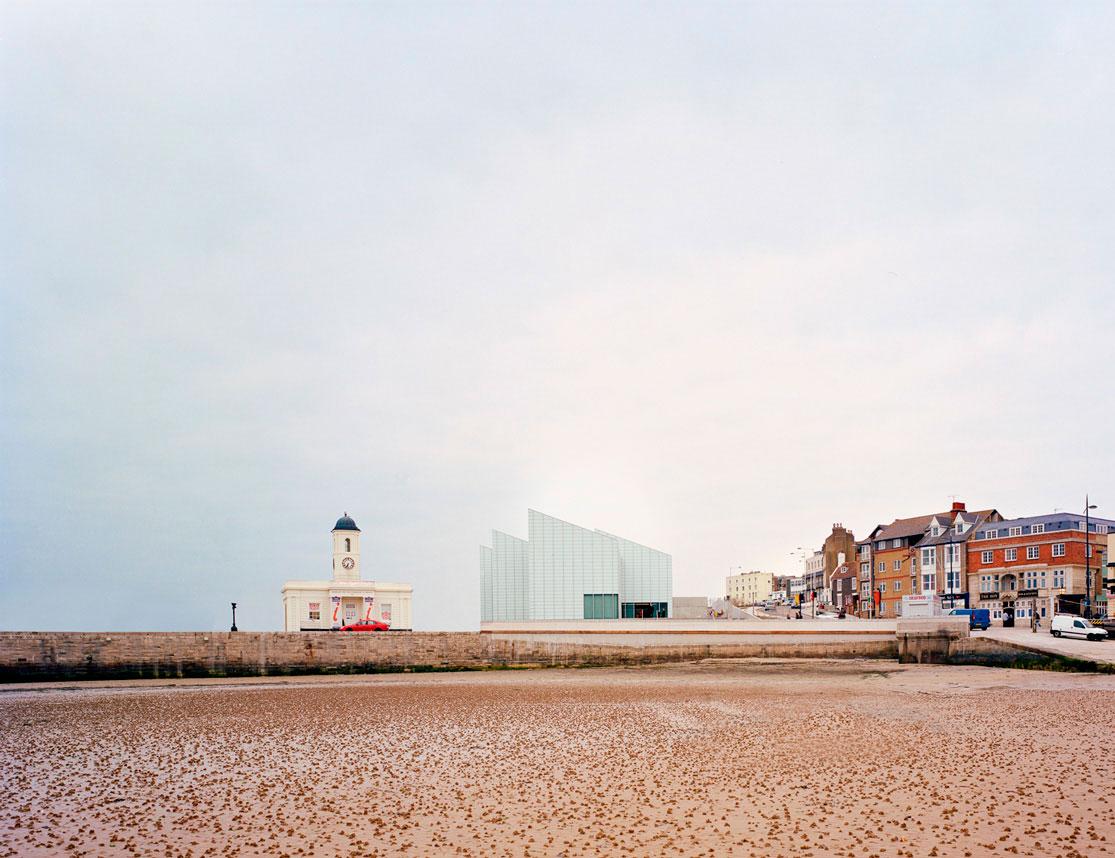 Turner Contemporary por David Chipperfield. Fotografía © Simon Menges