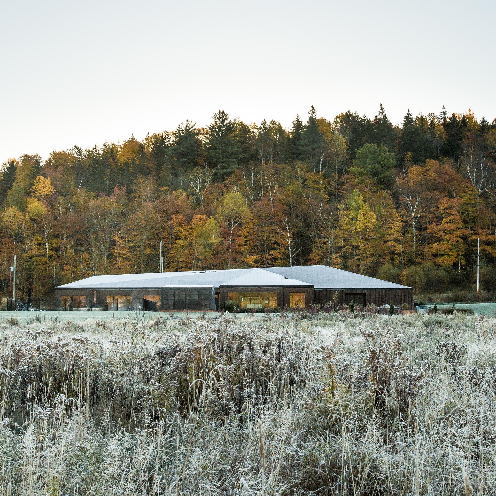 Vivienda en el Vallée du Parc por Chevalier Morales Architectes. Fotografía de Chevalier Morales Architects