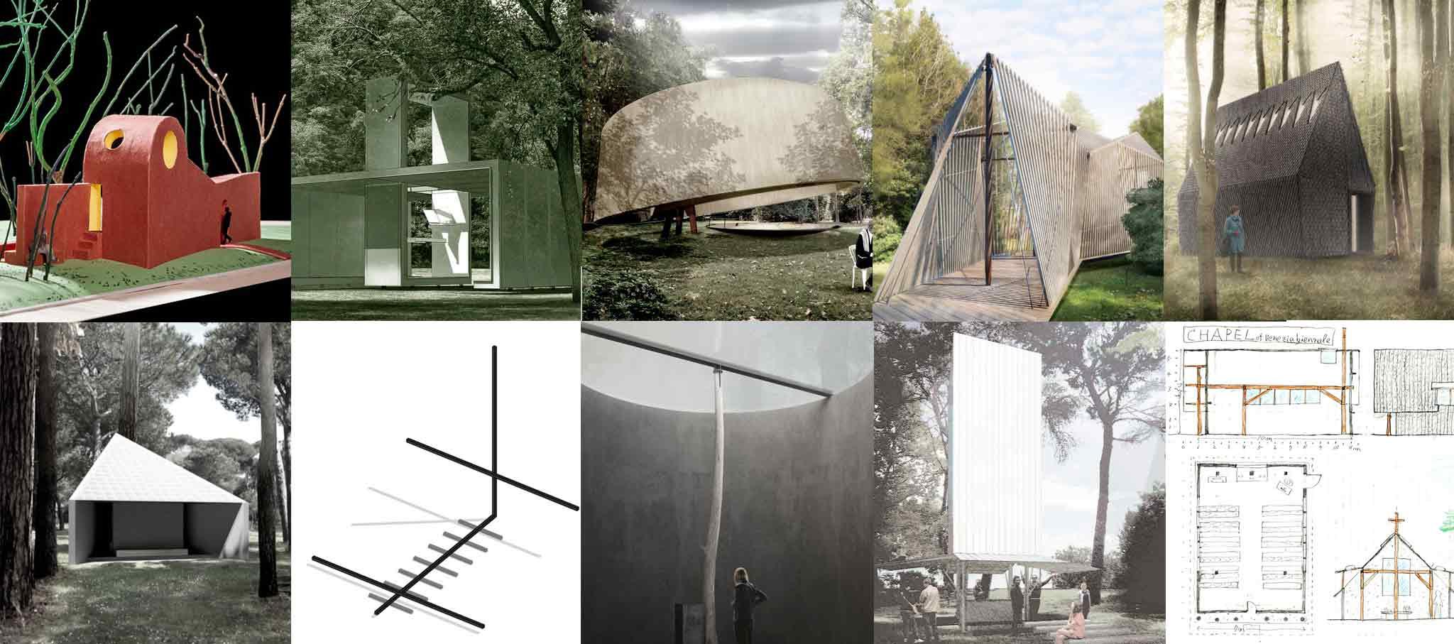 11 capillas daran forma al pabellón de la Santa Sede en la Bienal de Venecia