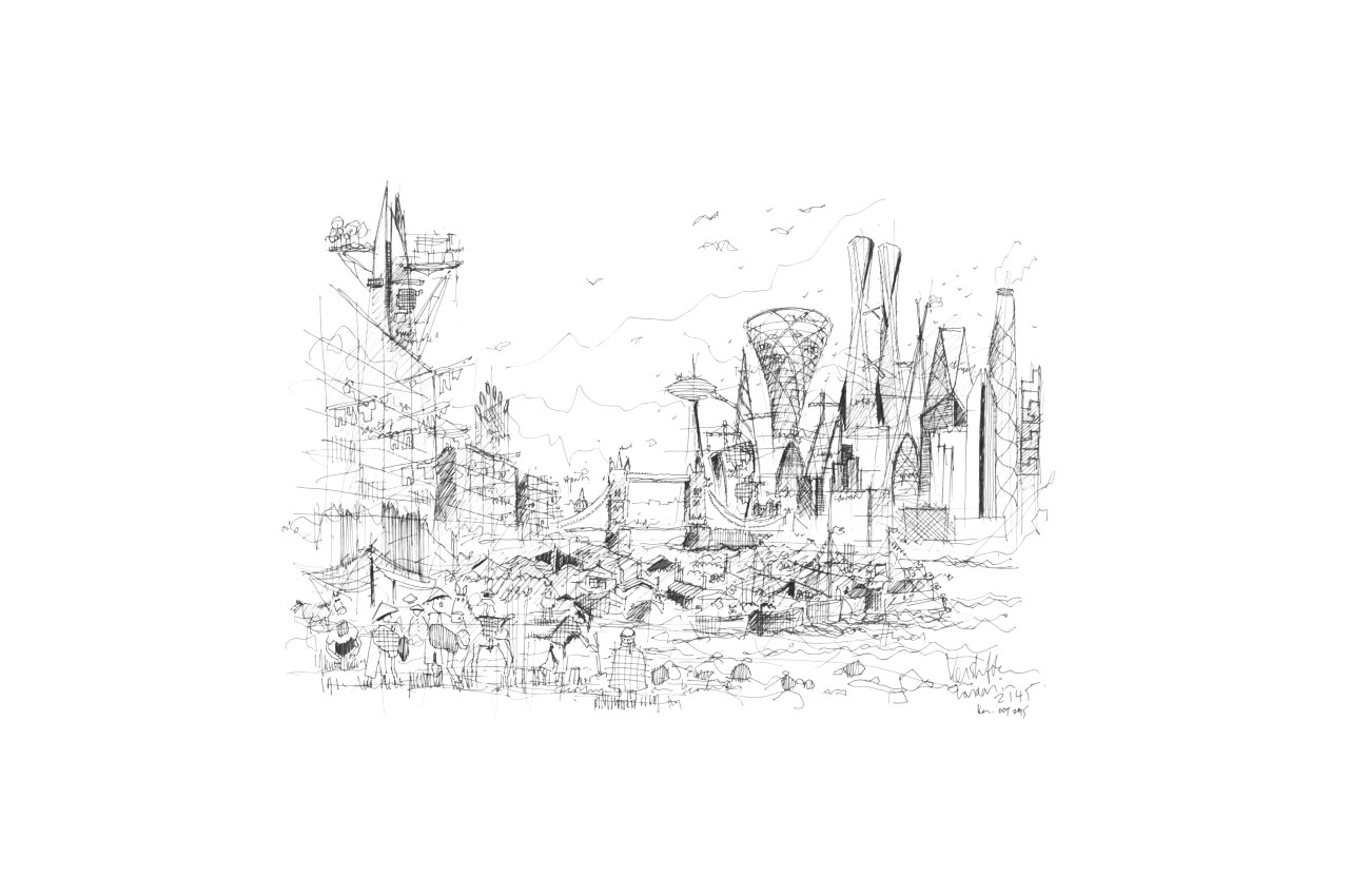 World Architecture Festival Announces Drawing Prize