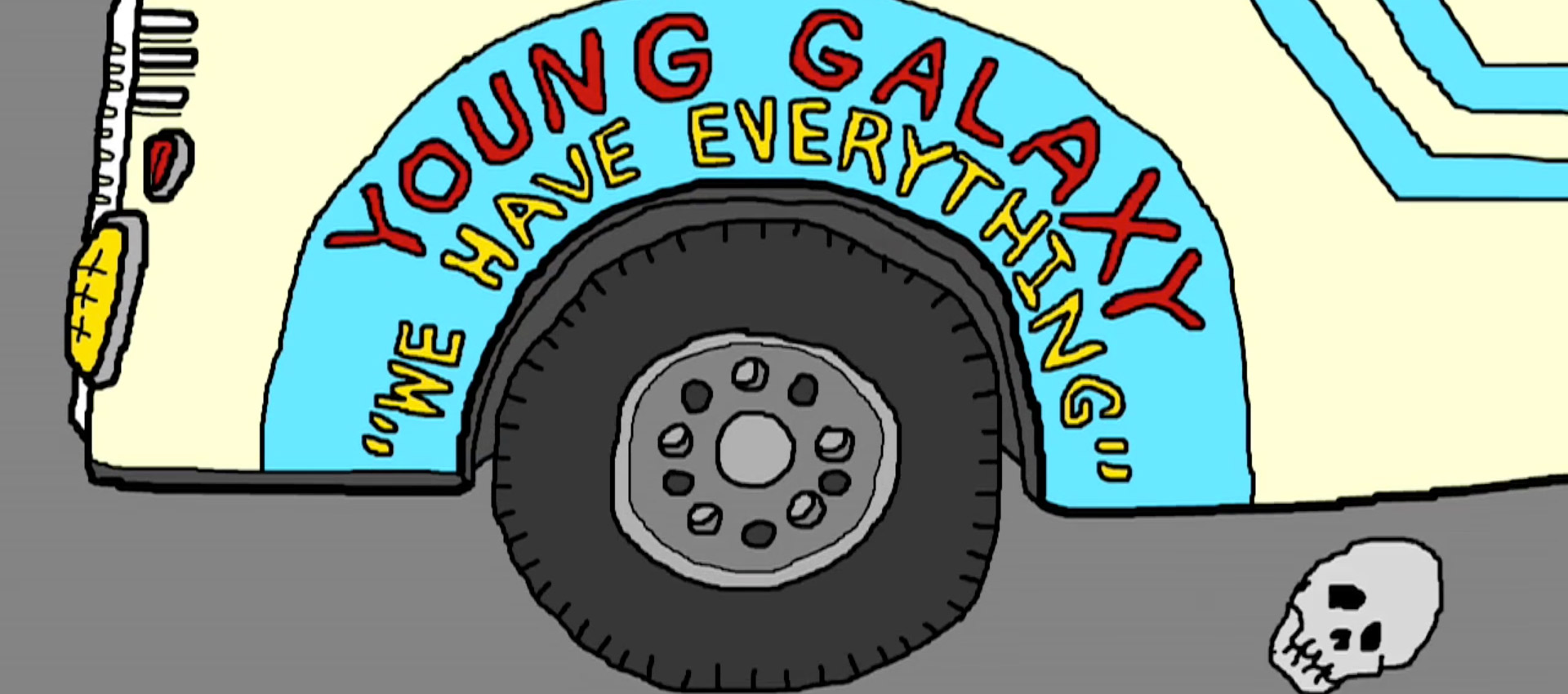 YOUNG GALAXY 'We Have Everything'