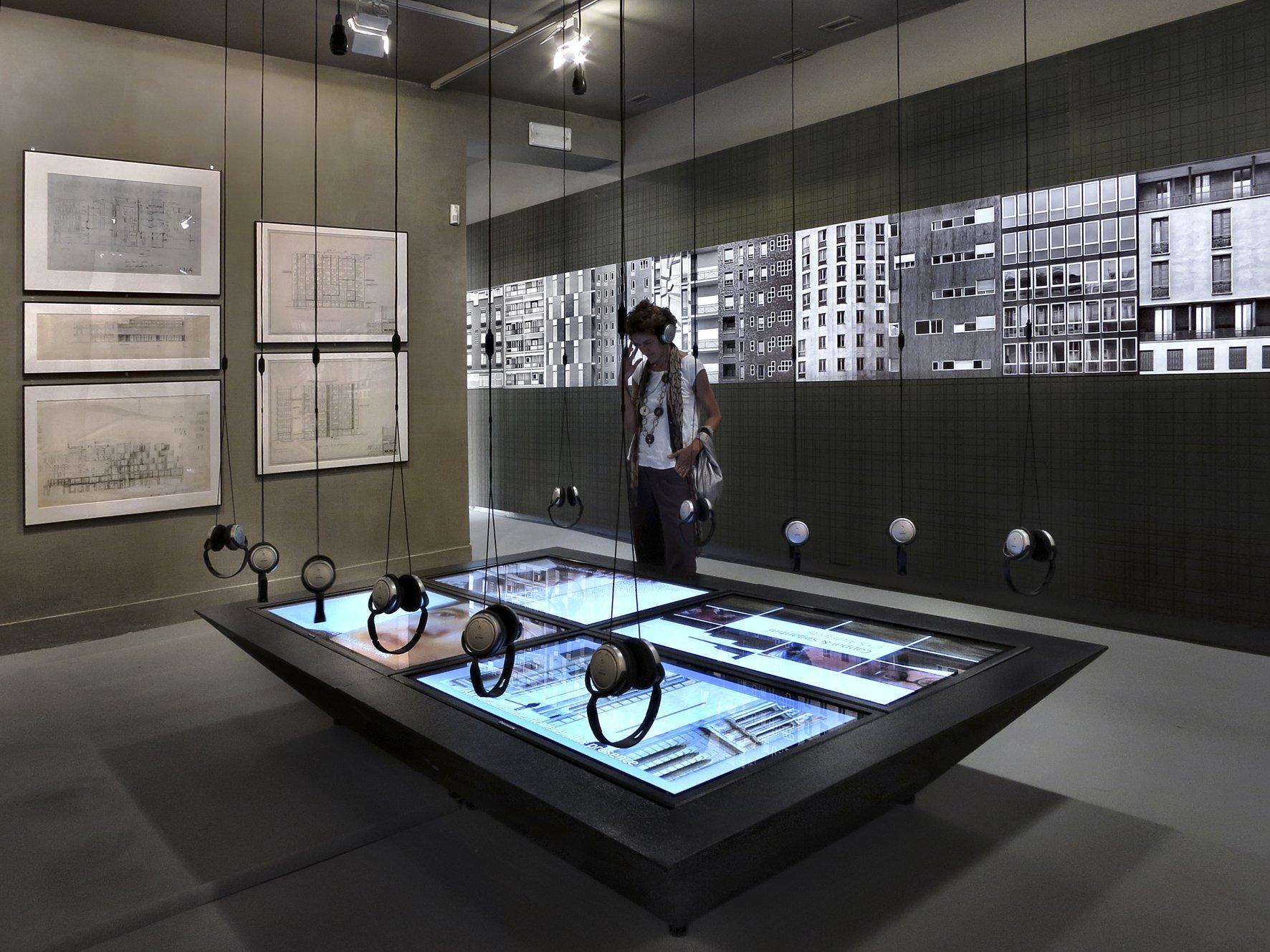 Contribución a la Biennale de Venecia 2012 por Fulvio Irace. Fotografía © Pino Musi