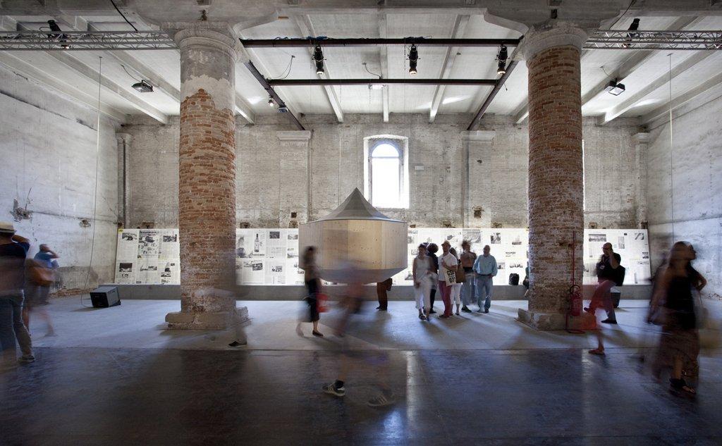 Contribution to La Biennale di Venezia. 2012. Elbphilharmonie por Herzog&De Meuron