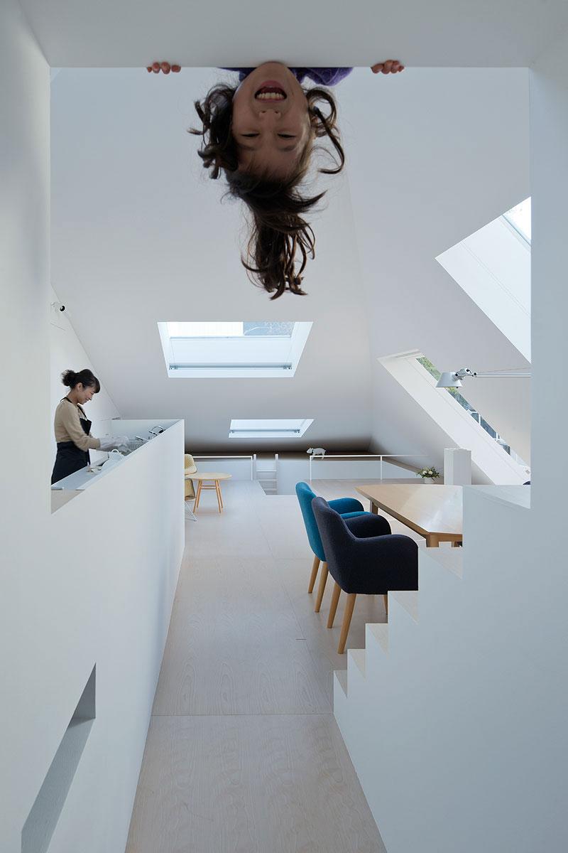 Casa K por Sou Fujimoto Architects. Fotografía © Iwan Baan