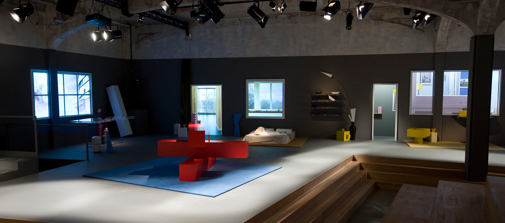 Oma S Fondazione Prada In Milan New Images Metalocus # Muebles New Challenge